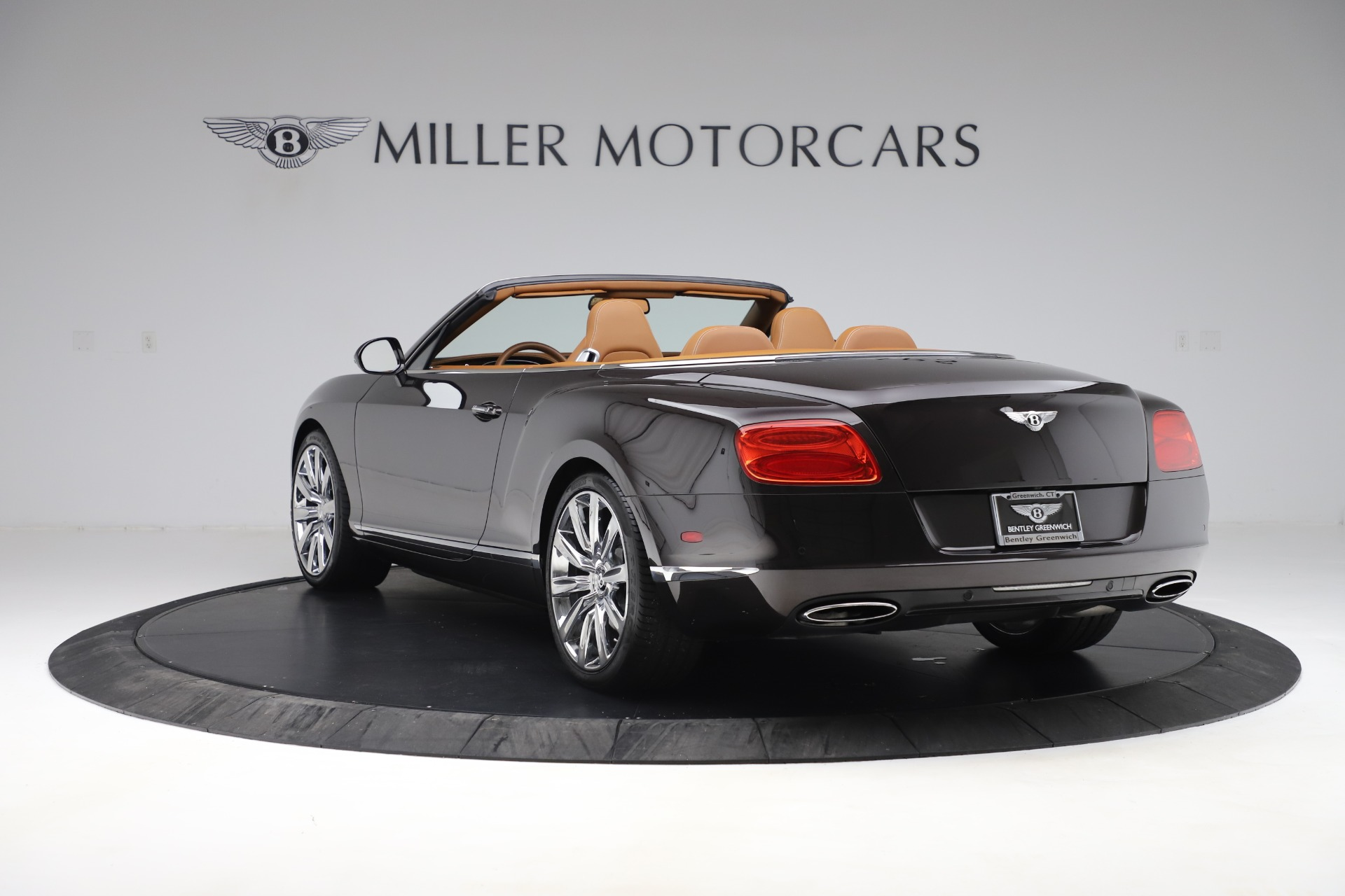 Used 2013 Bentley Continental GT W12 For Sale In Westport, CT 3505_p5