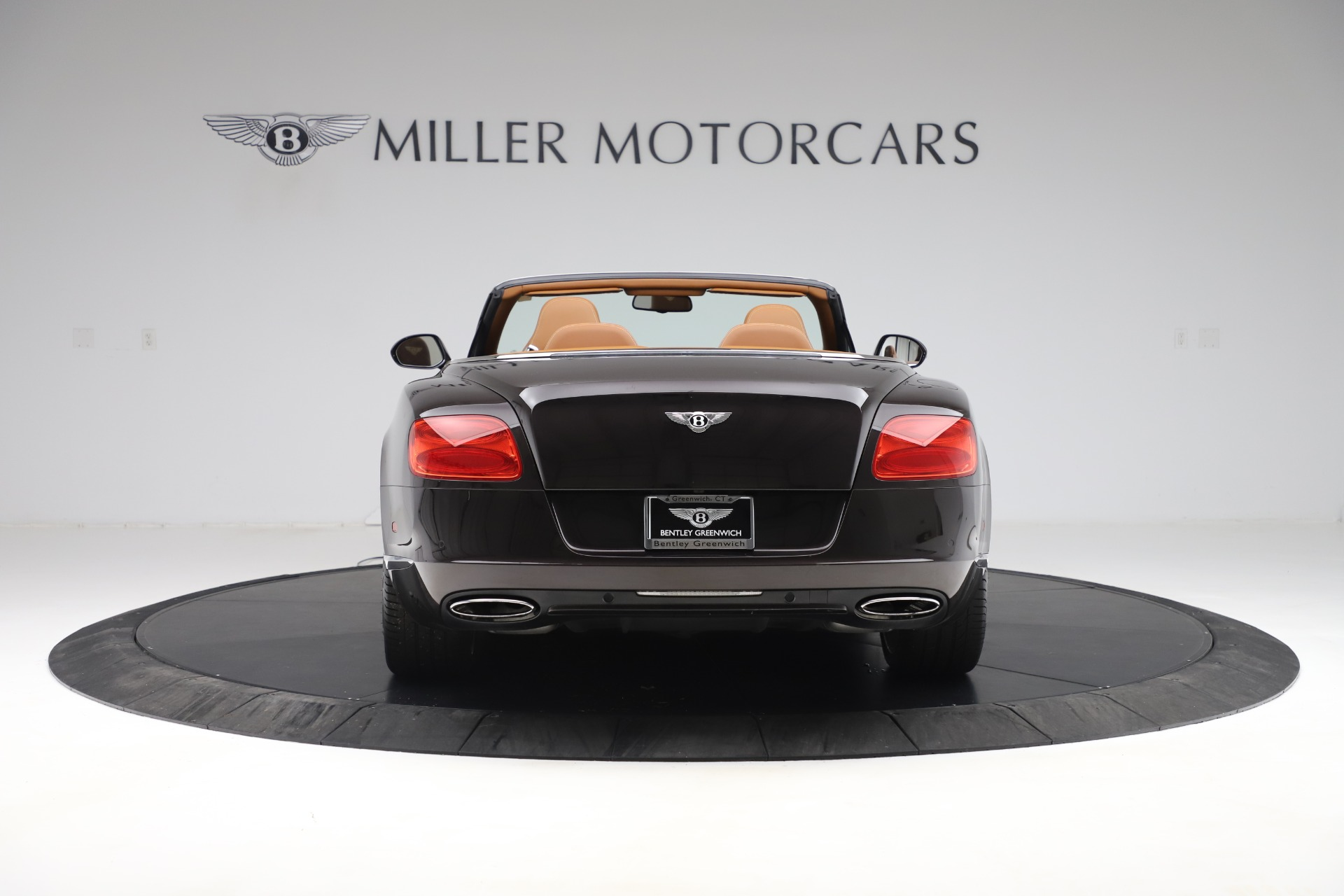 Used 2013 Bentley Continental GT W12 For Sale In Westport, CT 3505_p6