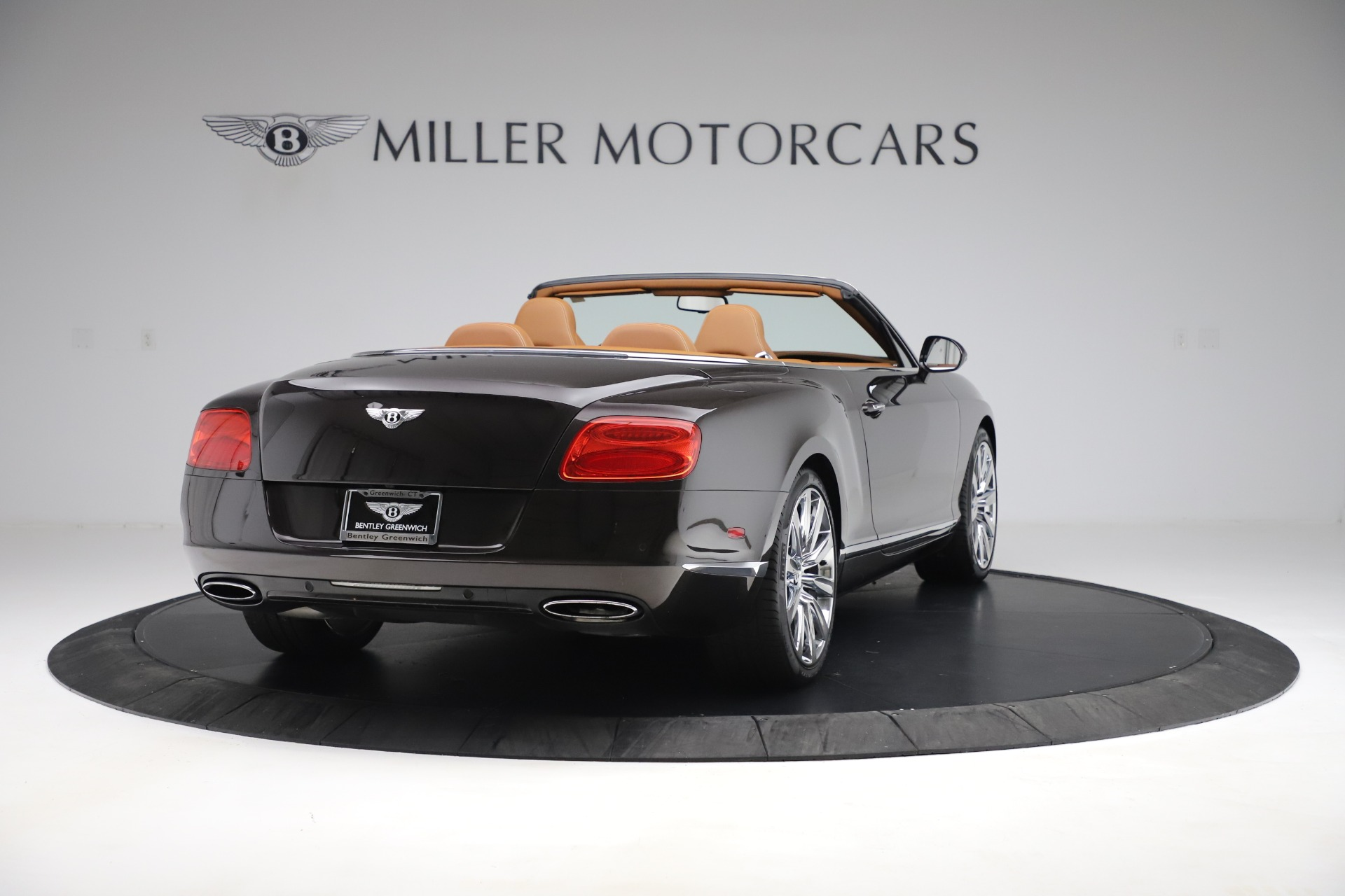 Used 2013 Bentley Continental GT W12 For Sale In Westport, CT 3505_p7