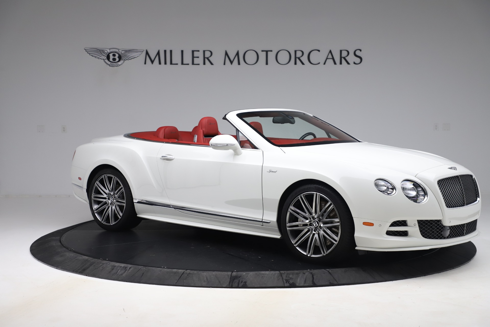 Used 2015 Bentley Continental GT Speed For Sale In Westport, CT 3511_p10