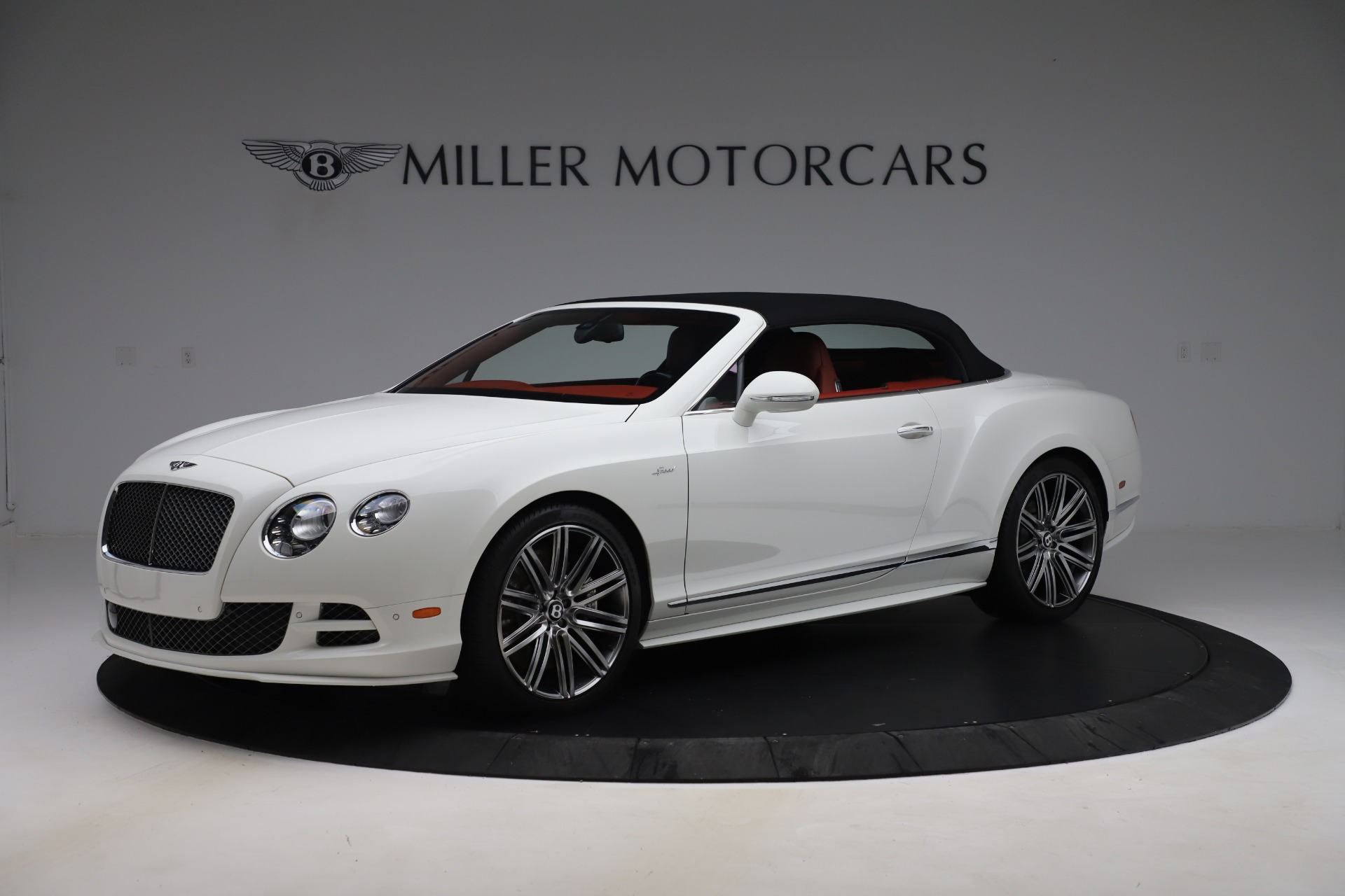 Used 2015 Bentley Continental GT Speed For Sale In Westport, CT 3511_p13