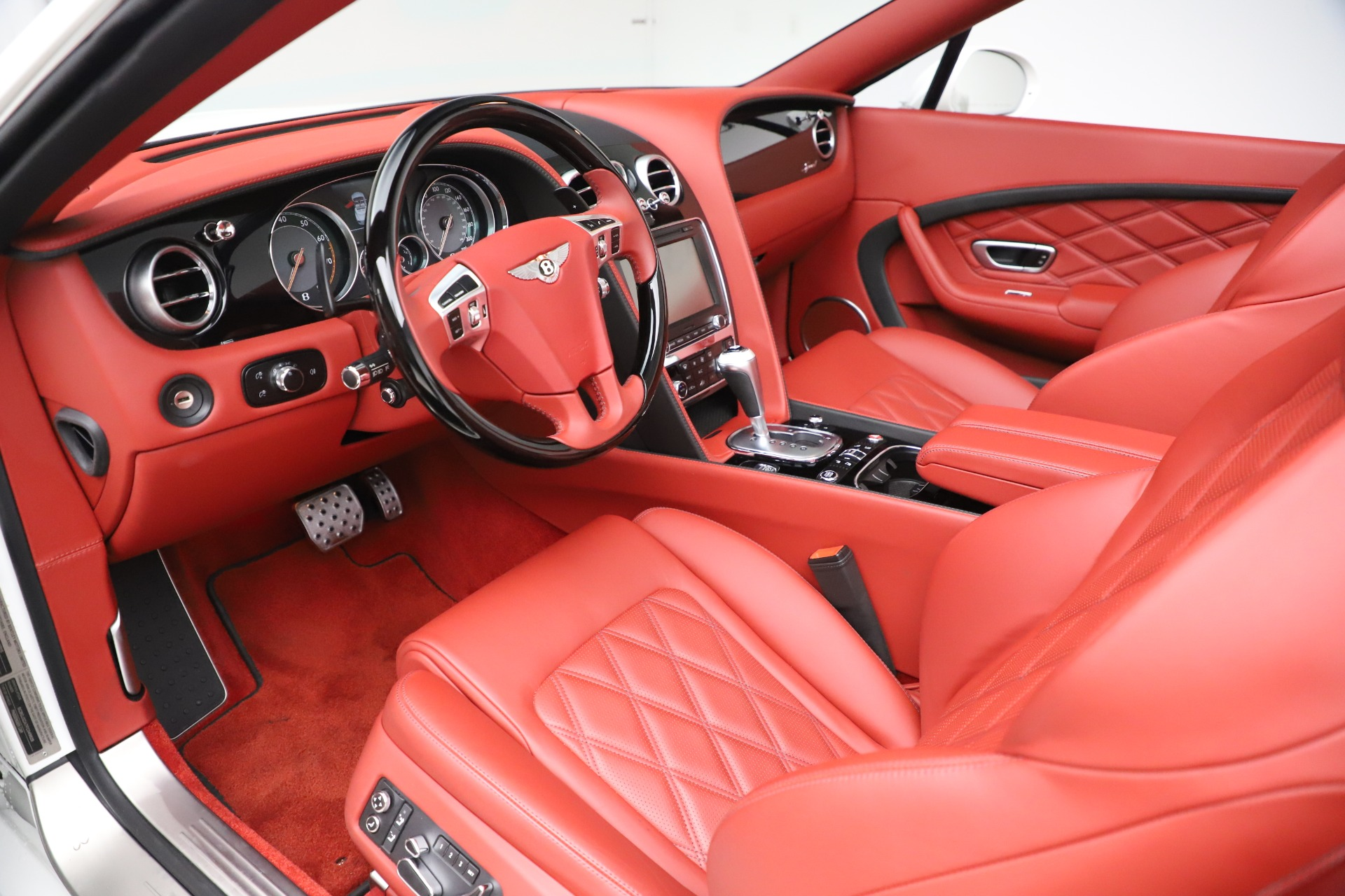 Used 2015 Bentley Continental GT Speed For Sale In Westport, CT 3511_p25