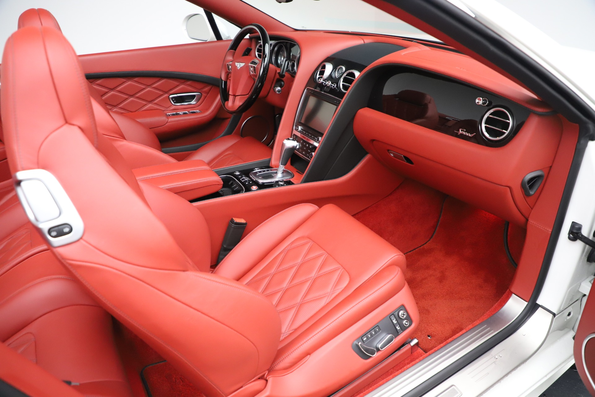 Used 2015 Bentley Continental GT Speed For Sale In Westport, CT 3511_p32