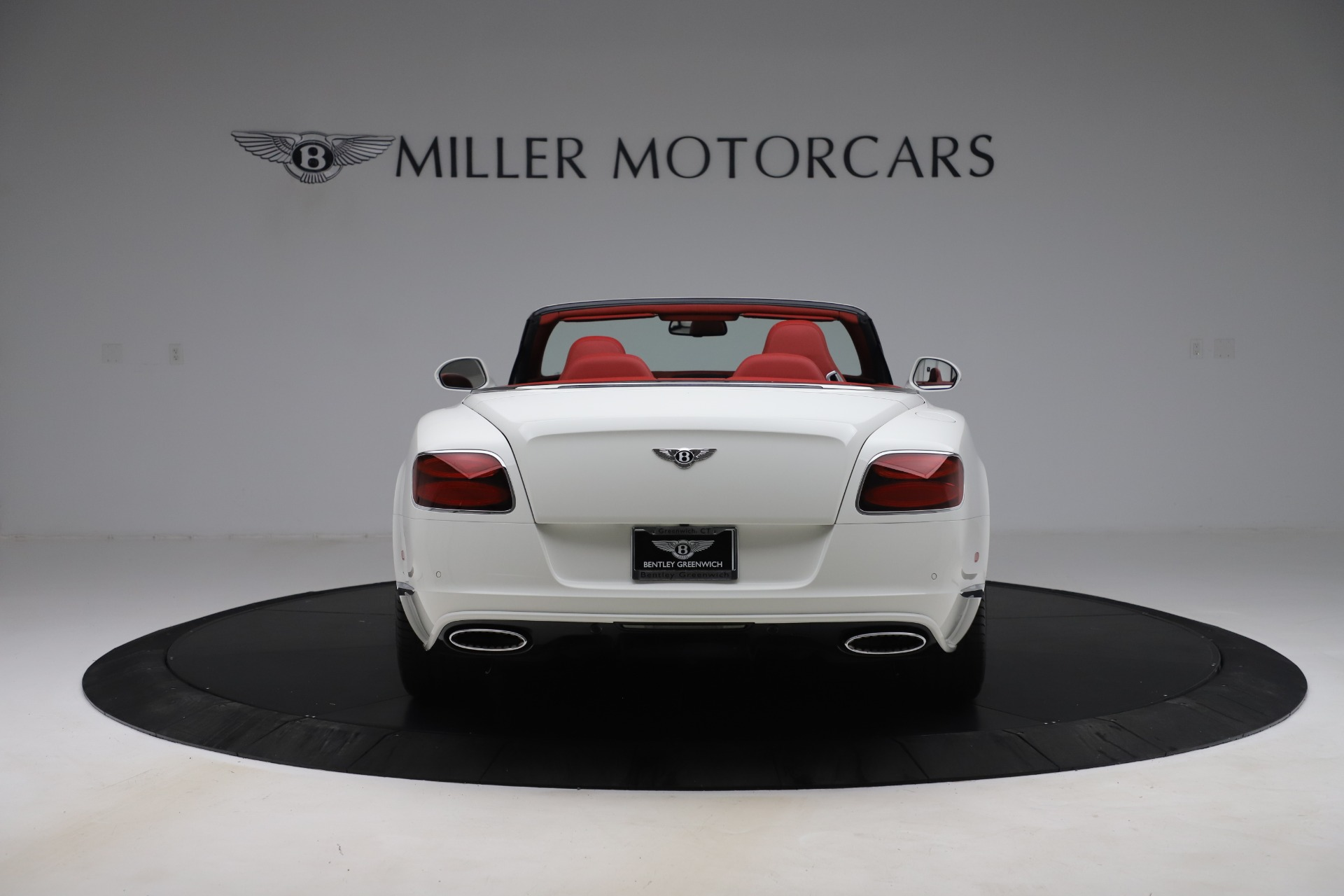 Used 2015 Bentley Continental GT Speed For Sale In Westport, CT 3511_p6