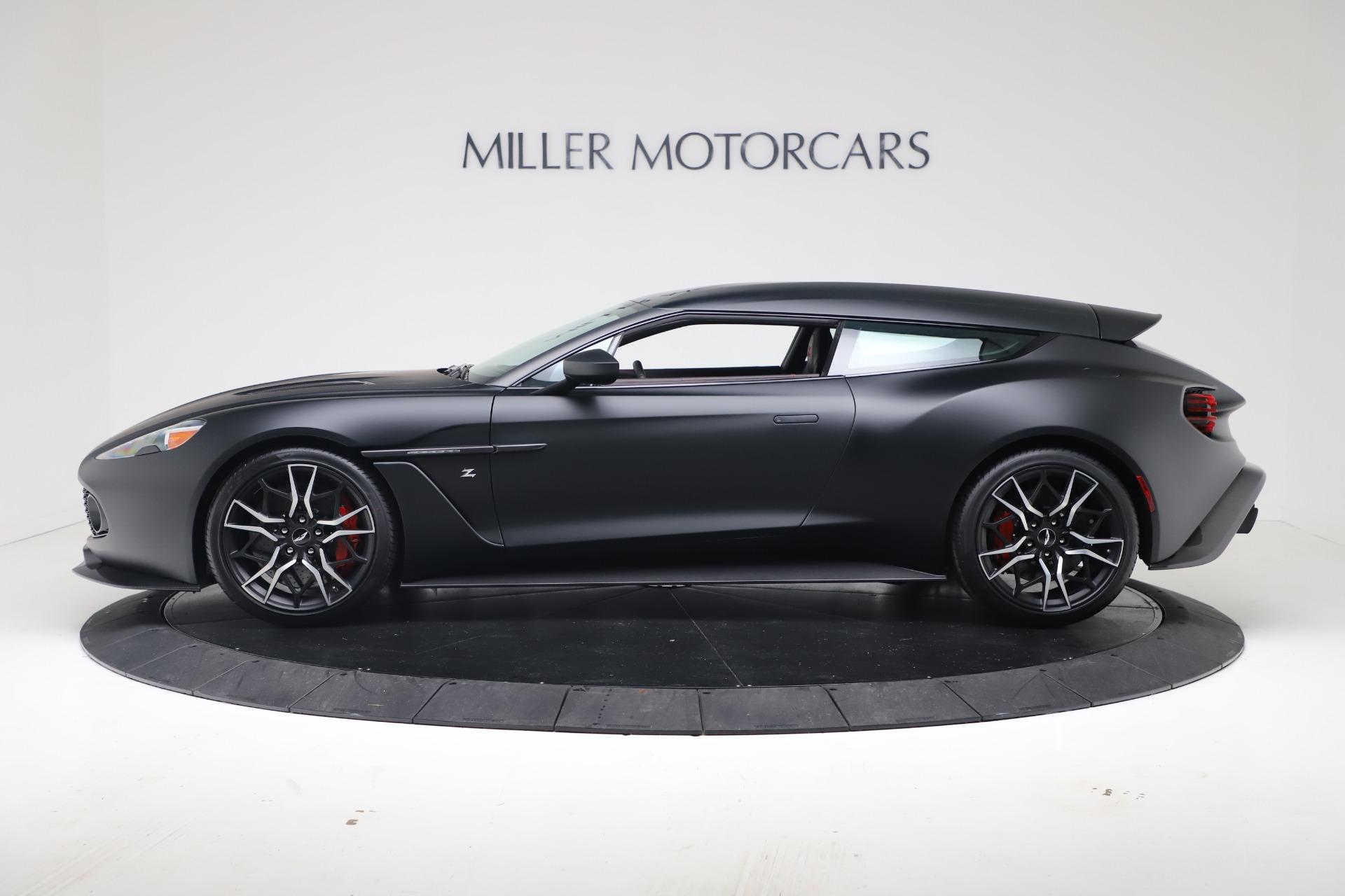 New 2019 Aston Martin Vanquish Shooting Brake For Sale In Westport, CT 3512_p3