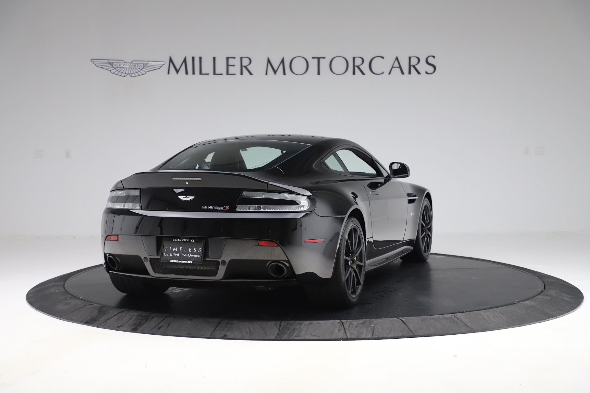 Used 2015 Aston Martin V12 Vantage S Coupe For Sale In Westport, CT 3513_p7