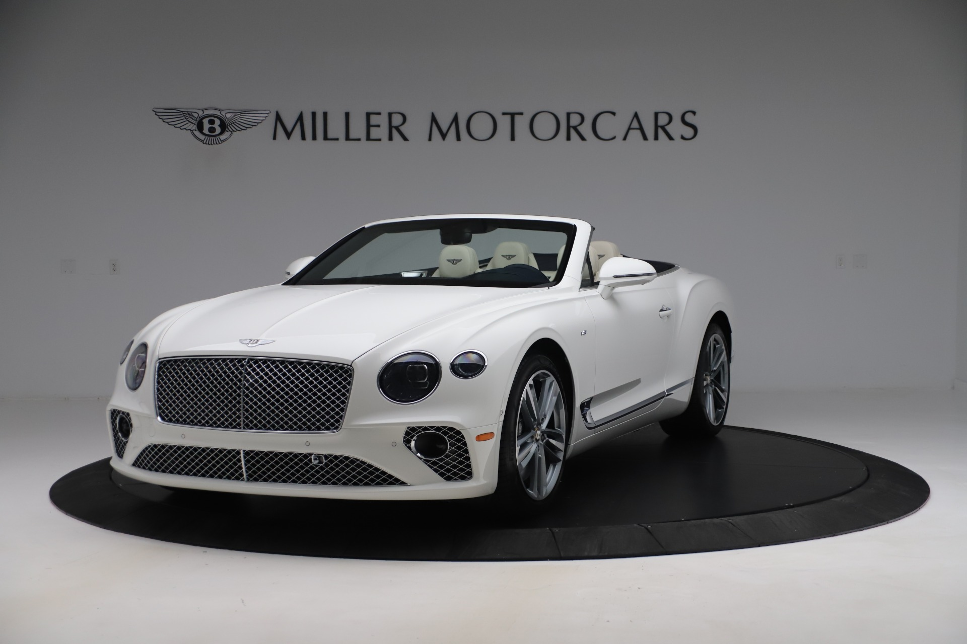 New 2020 Bentley Continental GTC V8 For Sale In Westport, CT 3516_main