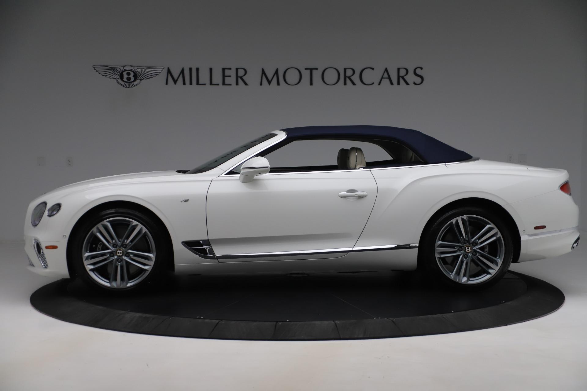New 2020 Bentley Continental GT V8 For Sale In Westport, CT 3516_p14