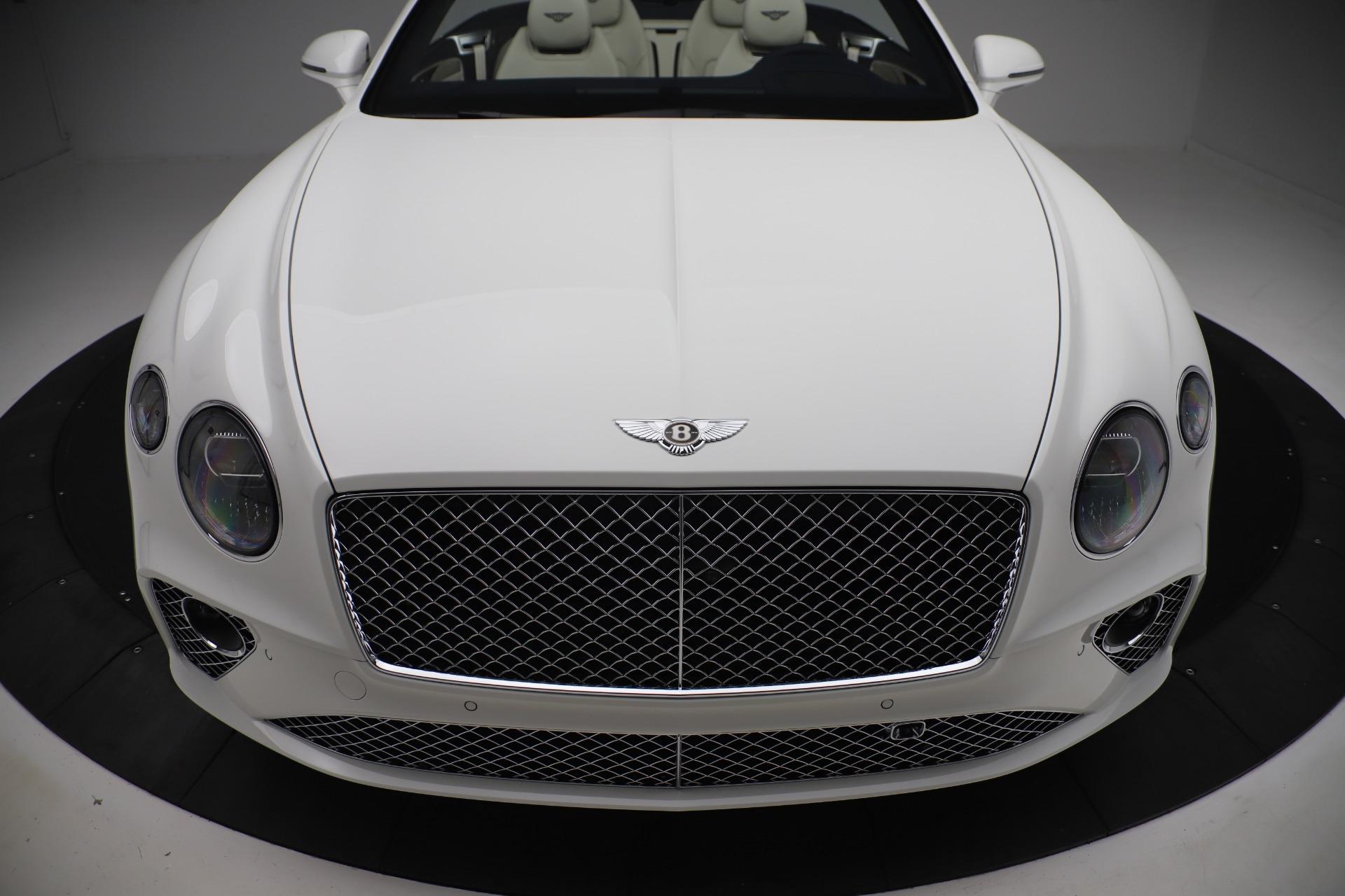 New 2020 Bentley Continental GTC V8 For Sale In Westport, CT 3516_p18