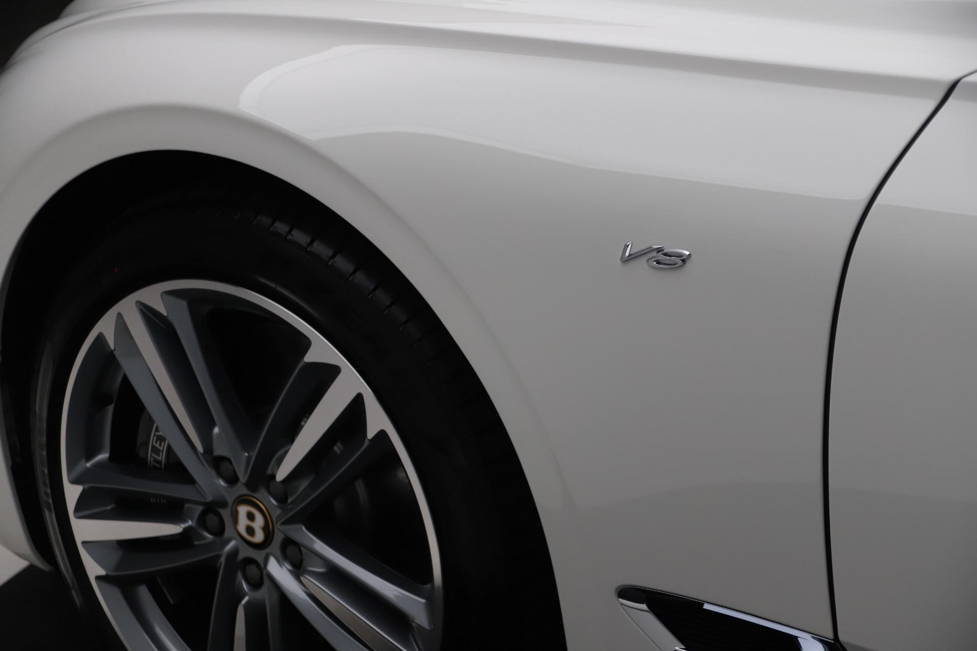 New 2020 Bentley Continental GTC V8 For Sale In Westport, CT 3516_p21