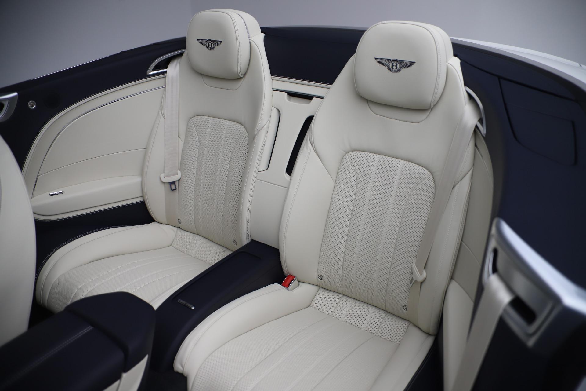 New 2020 Bentley Continental GTC V8 For Sale In Westport, CT 3516_p27