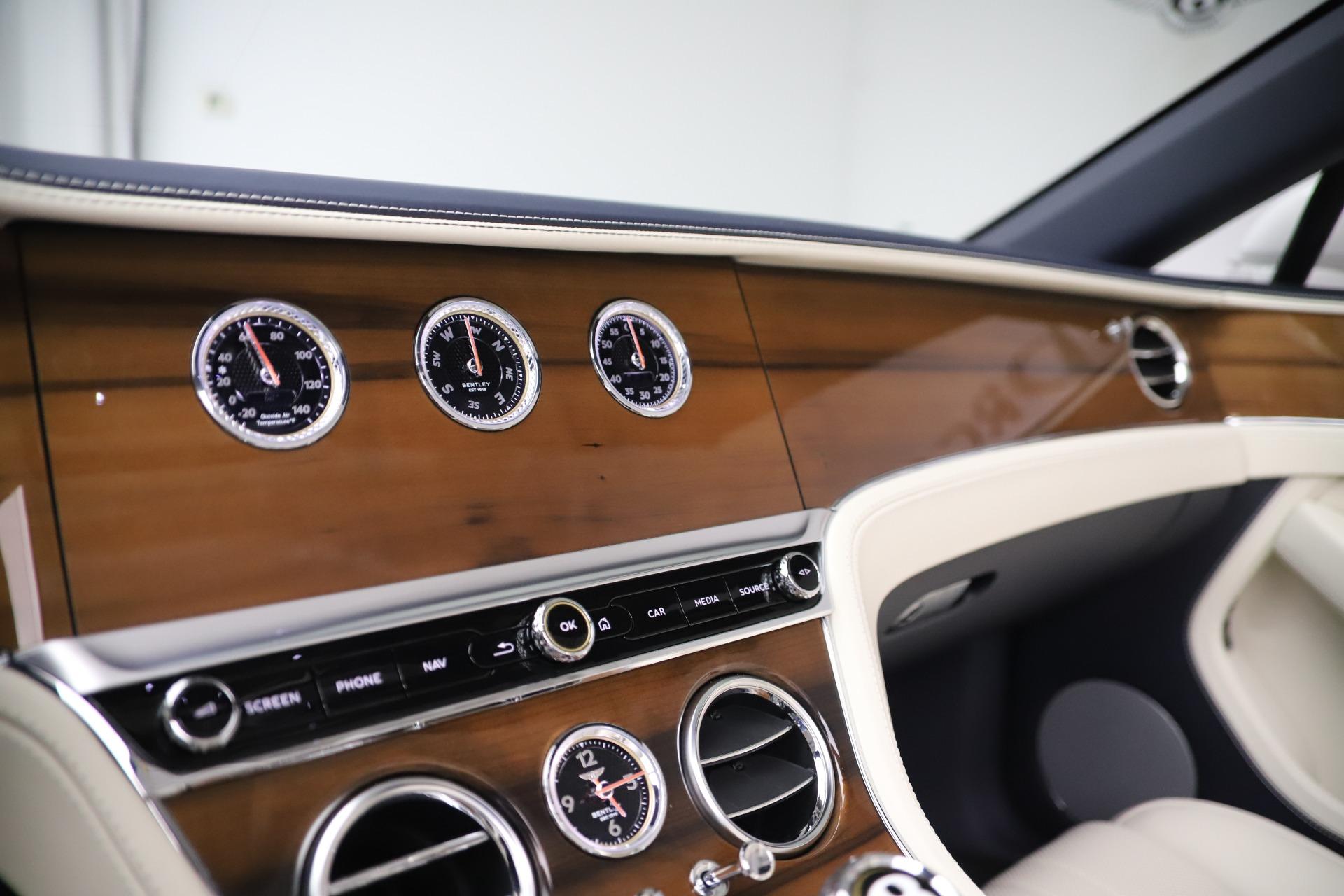New 2020 Bentley Continental GT V8 For Sale In Westport, CT 3516_p29