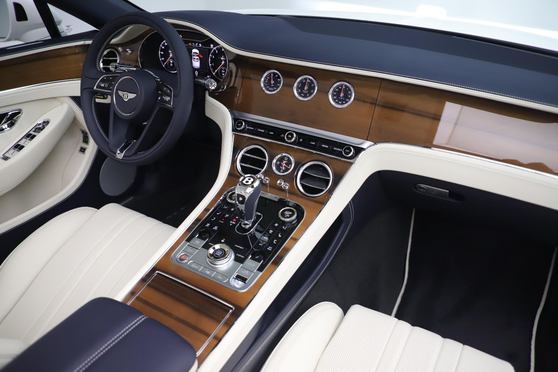 New 2020 Bentley Continental GTC V8 For Sale In Westport, CT 3516_p34