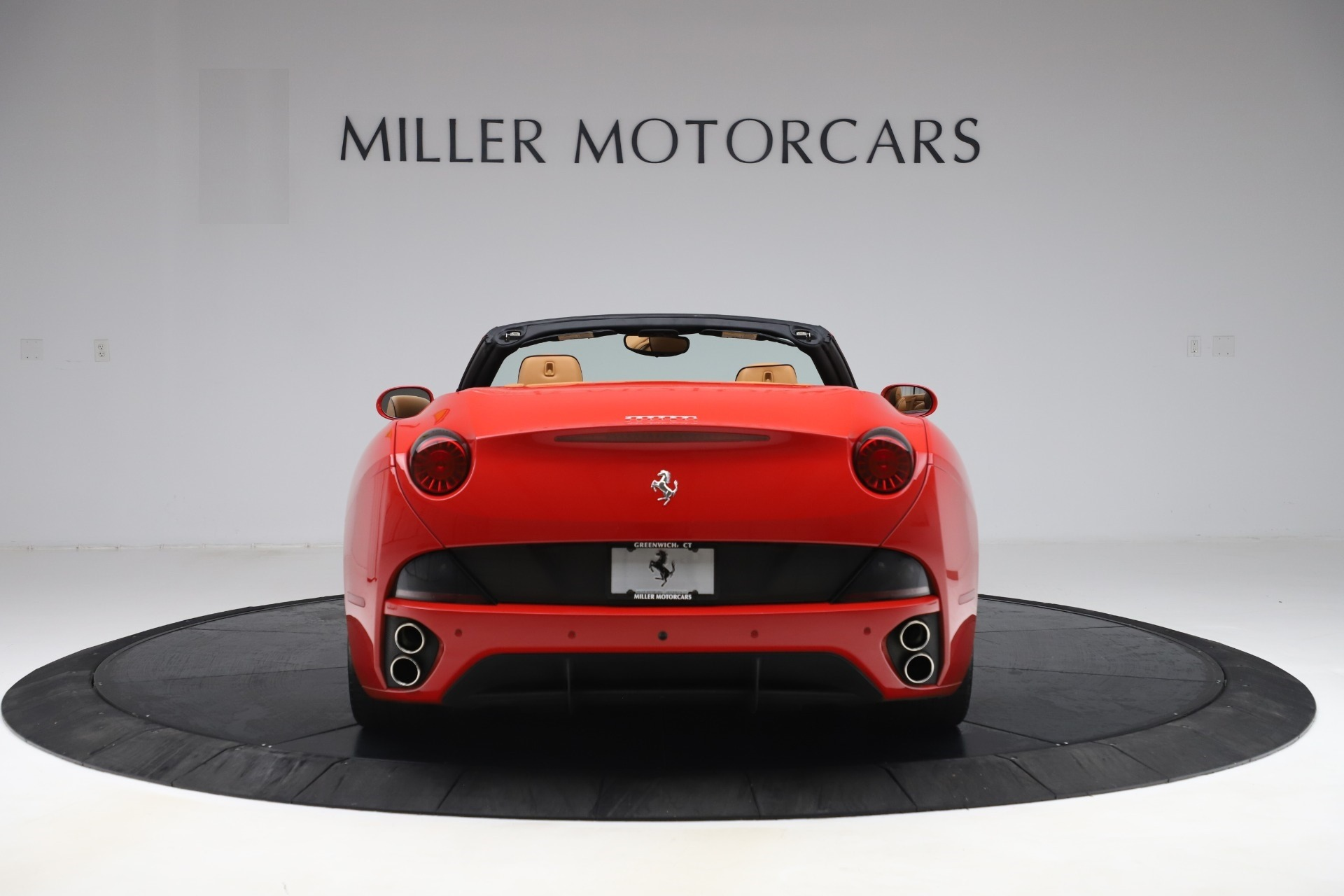 Used 2013 Ferrari California  For Sale In Westport, CT 3522_p6