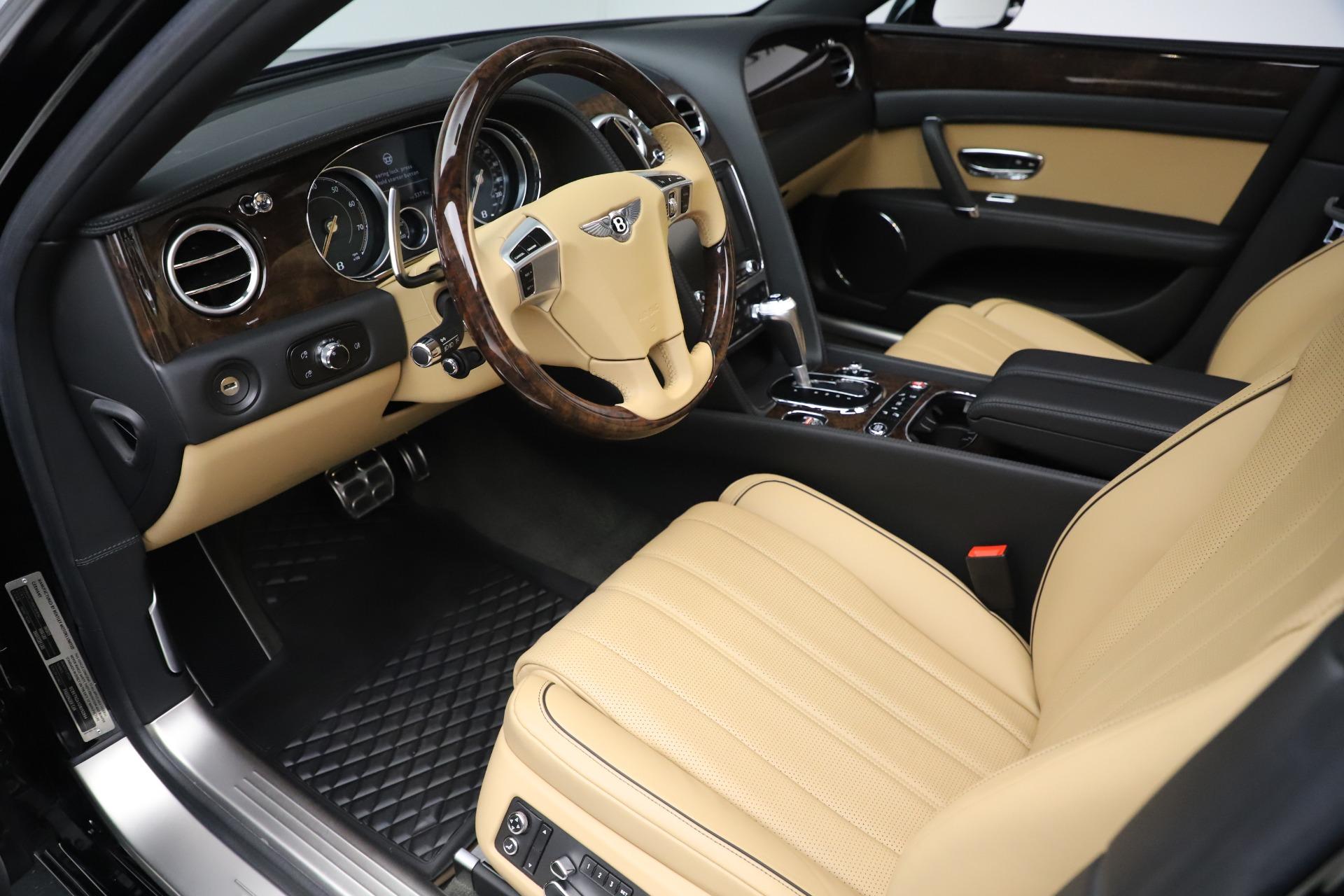 Used 2016 Bentley Flying Spur V8 For Sale In Westport, CT 3526_p18
