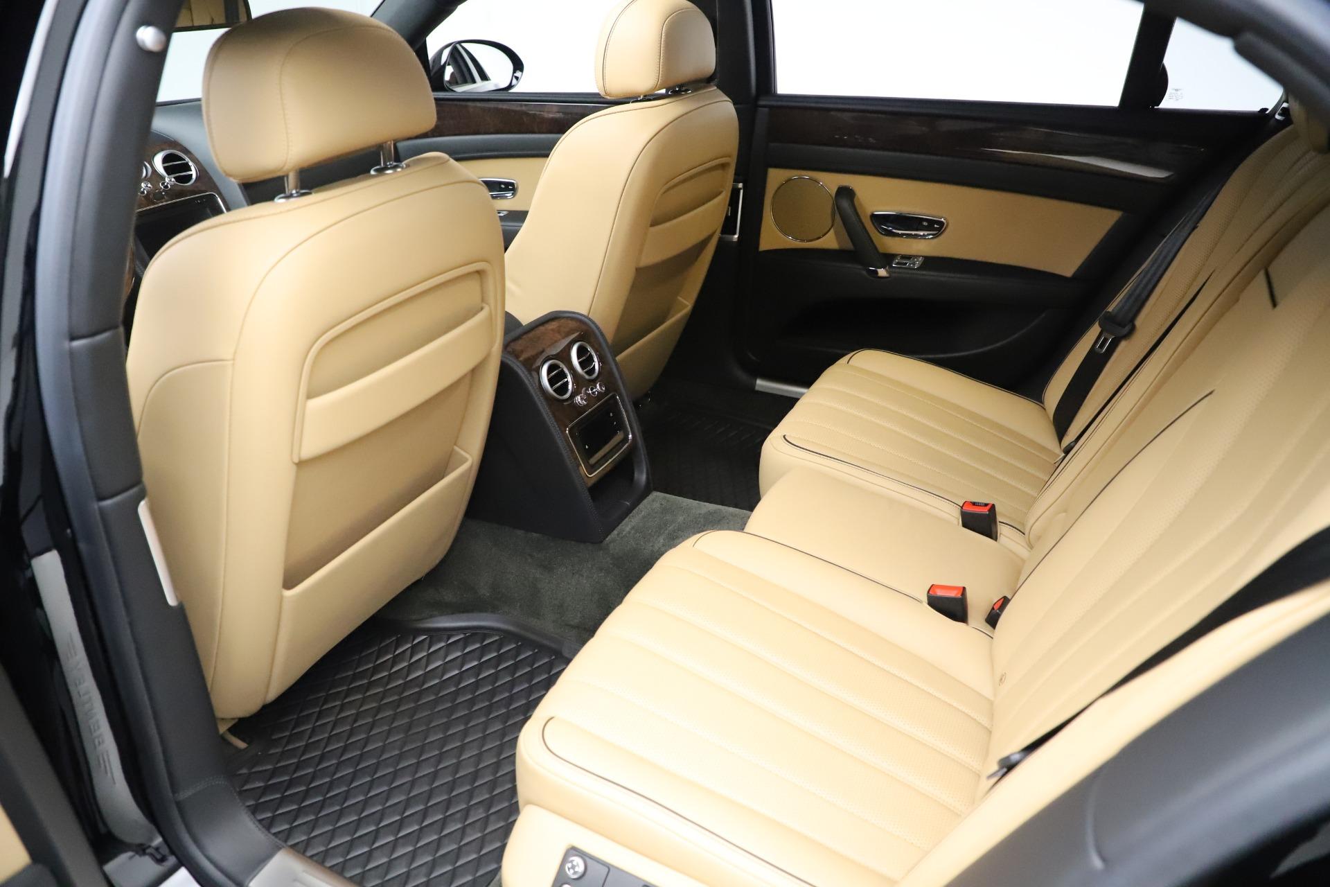 Used 2016 Bentley Flying Spur V8 For Sale In Westport, CT 3526_p21