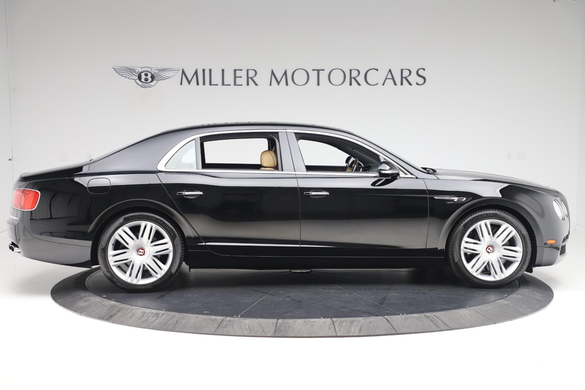 Used 2016 Bentley Flying Spur V8 For Sale In Westport, CT 3526_p9