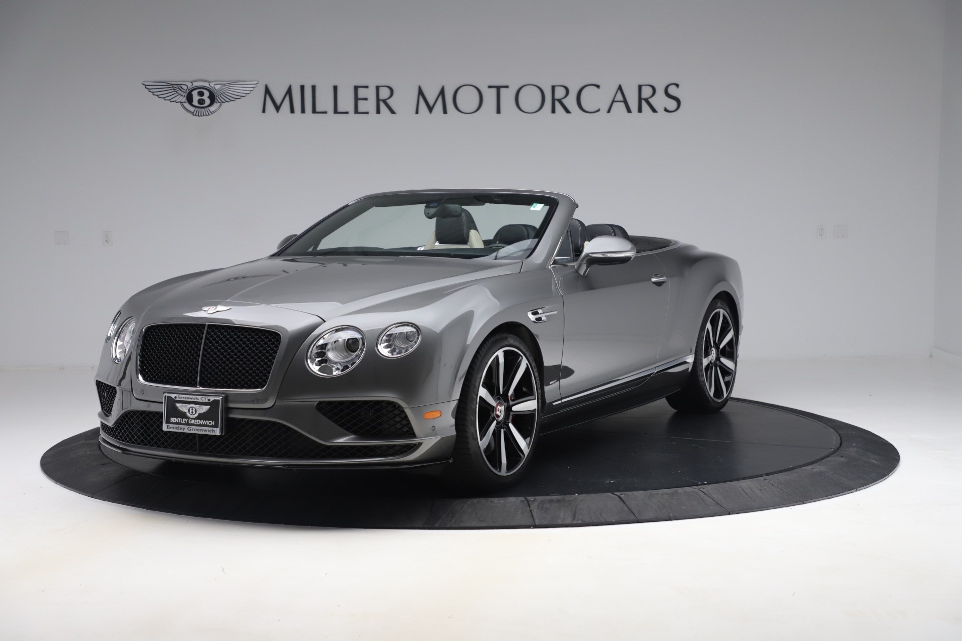 Used 2016 Bentley Continental GT V8 S For Sale In Westport, CT 3527_main