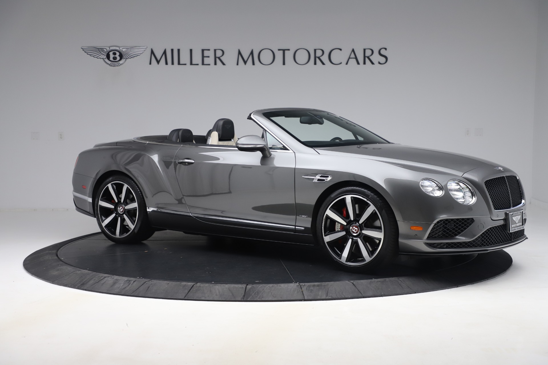Used 2016 Bentley Continental GT V8 S For Sale In Westport, CT 3527_p10