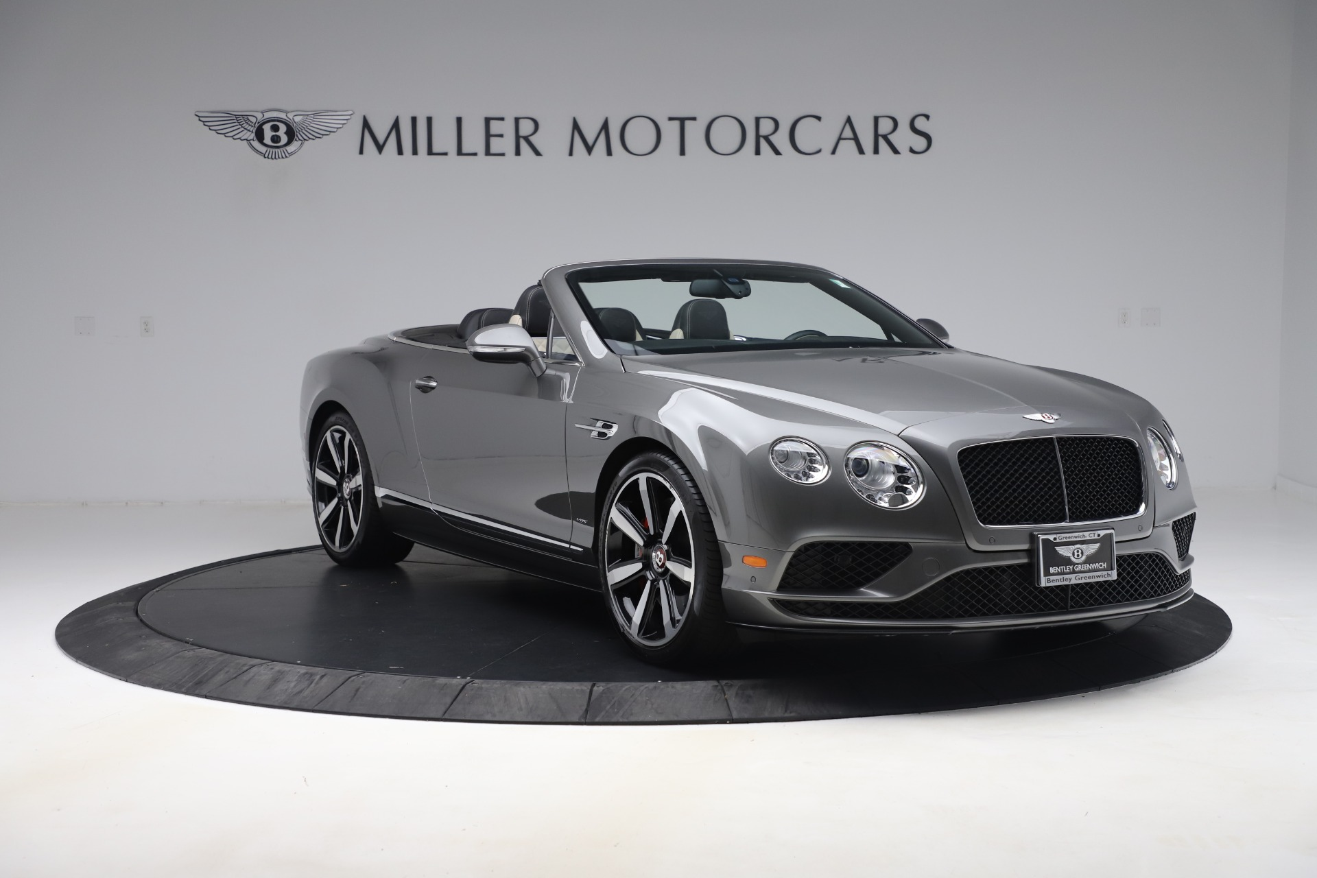 Used 2016 Bentley Continental GT V8 S For Sale In Westport, CT 3527_p11