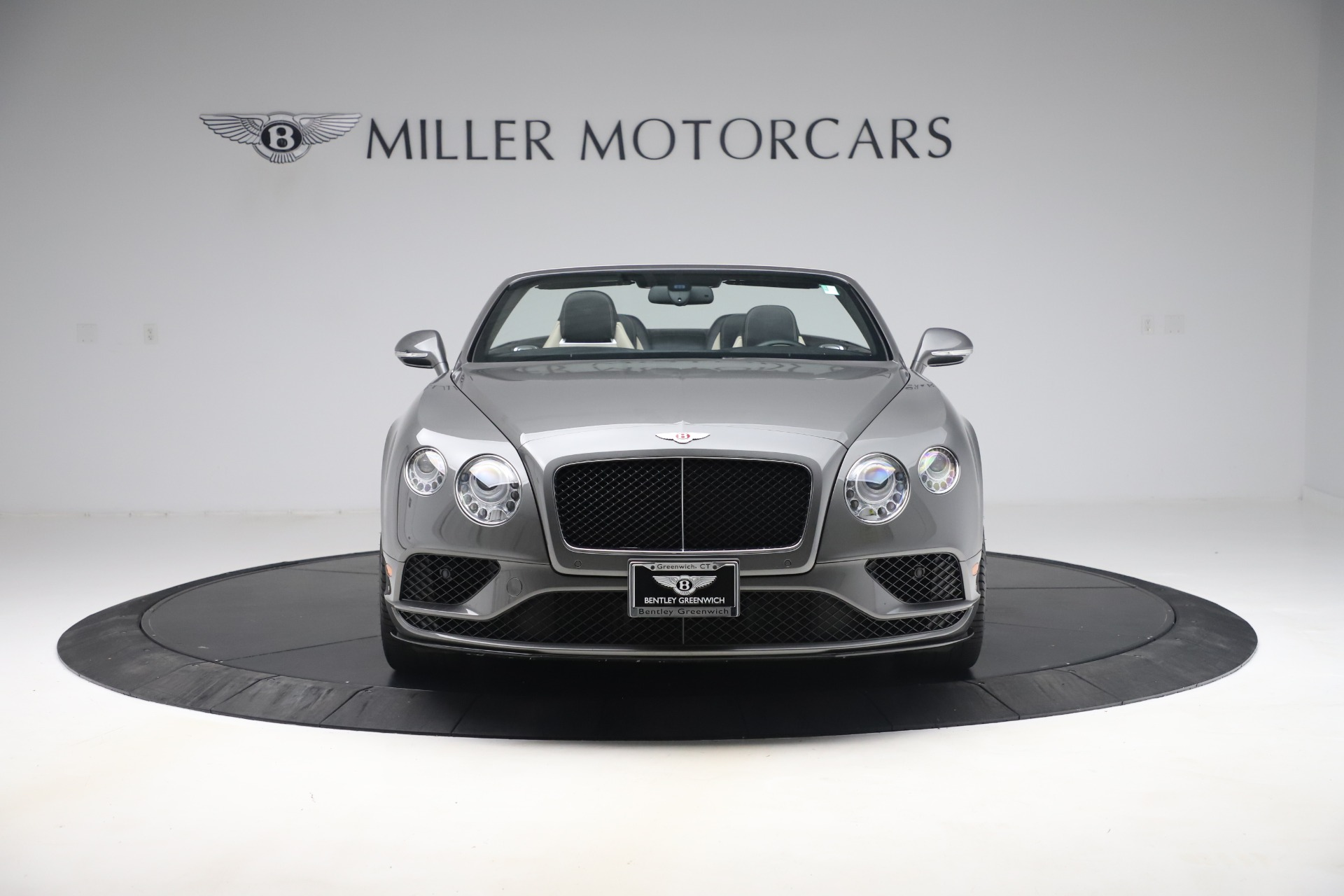 Used 2016 Bentley Continental GT V8 S For Sale In Westport, CT 3527_p12