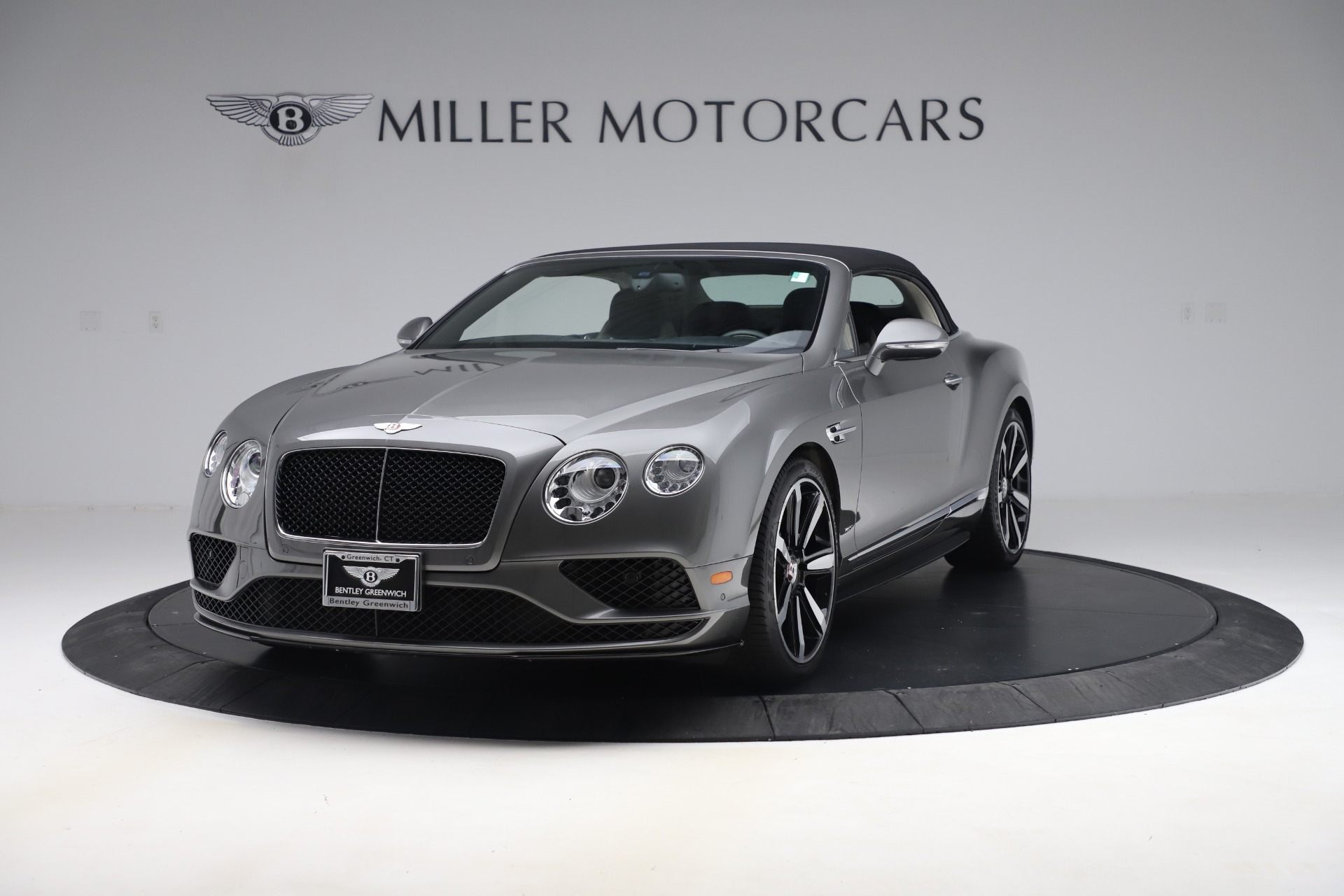 Used 2016 Bentley Continental GT V8 S For Sale In Westport, CT 3527_p13