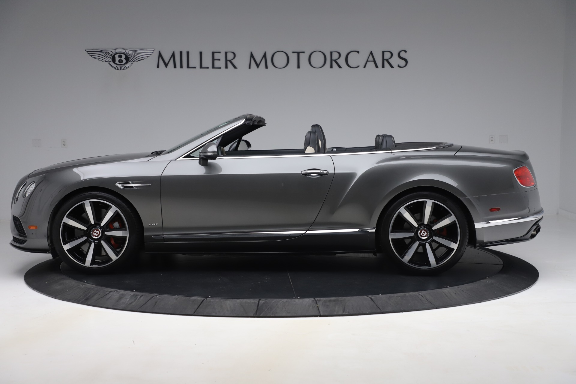 Used 2016 Bentley Continental GT V8 S For Sale In Westport, CT 3527_p3