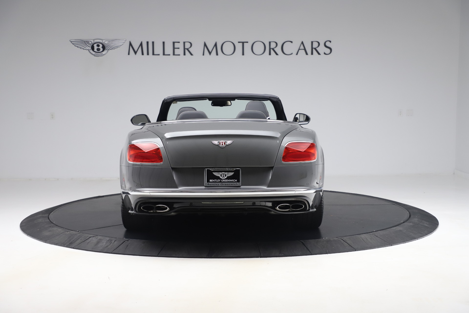 Used 2016 Bentley Continental GT V8 S For Sale In Westport, CT 3527_p6