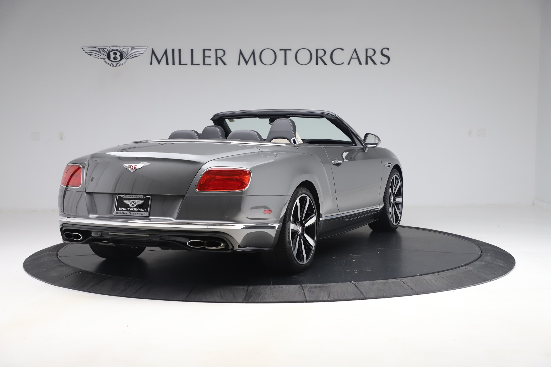 Used 2016 Bentley Continental GT V8 S For Sale In Westport, CT 3527_p7