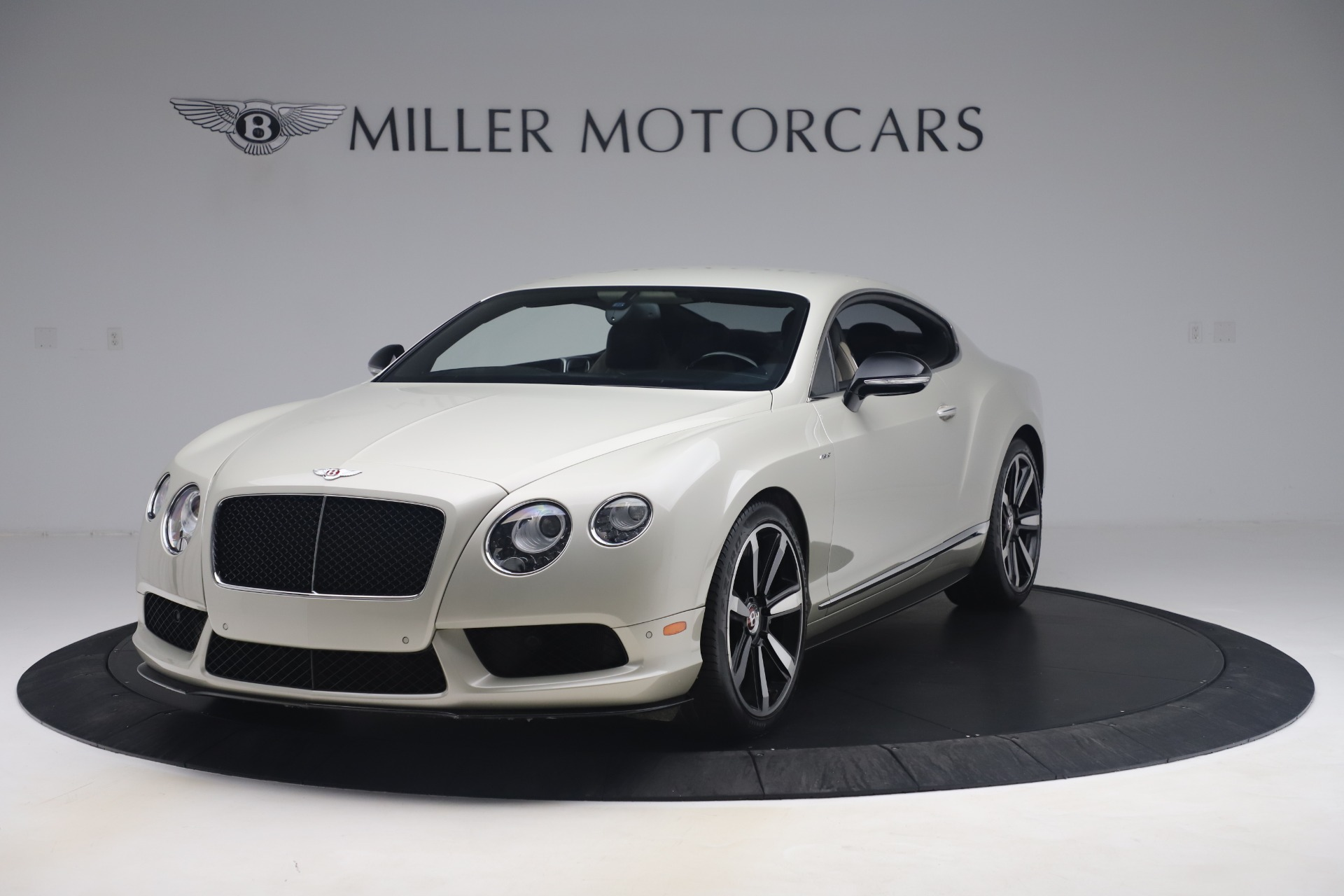 Used 2014 Bentley Continental GT V8 S For Sale In Westport, CT 3541_main