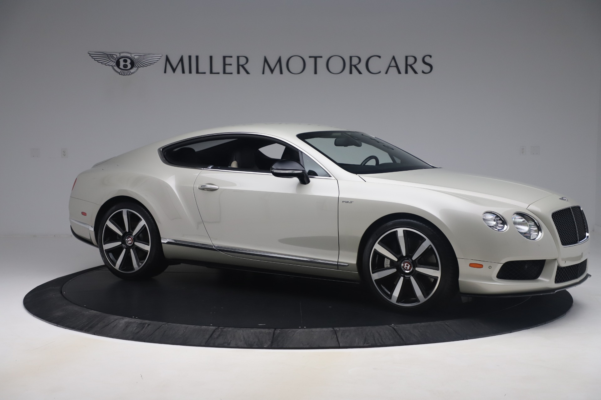 Used 2014 Bentley Continental GT V8 S For Sale In Westport, CT 3541_p10