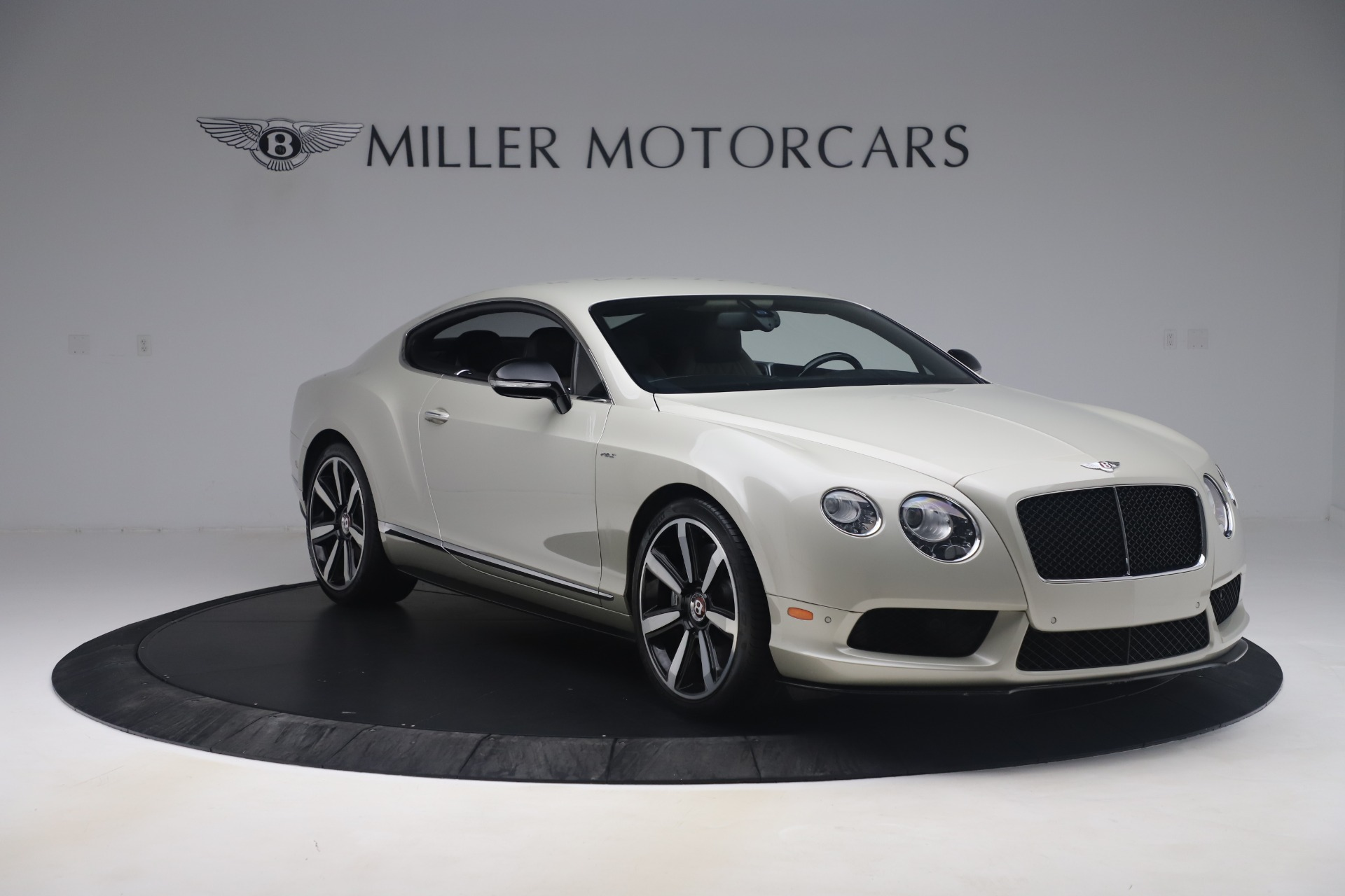 Used 2014 Bentley Continental GT V8 S For Sale In Westport, CT 3541_p11