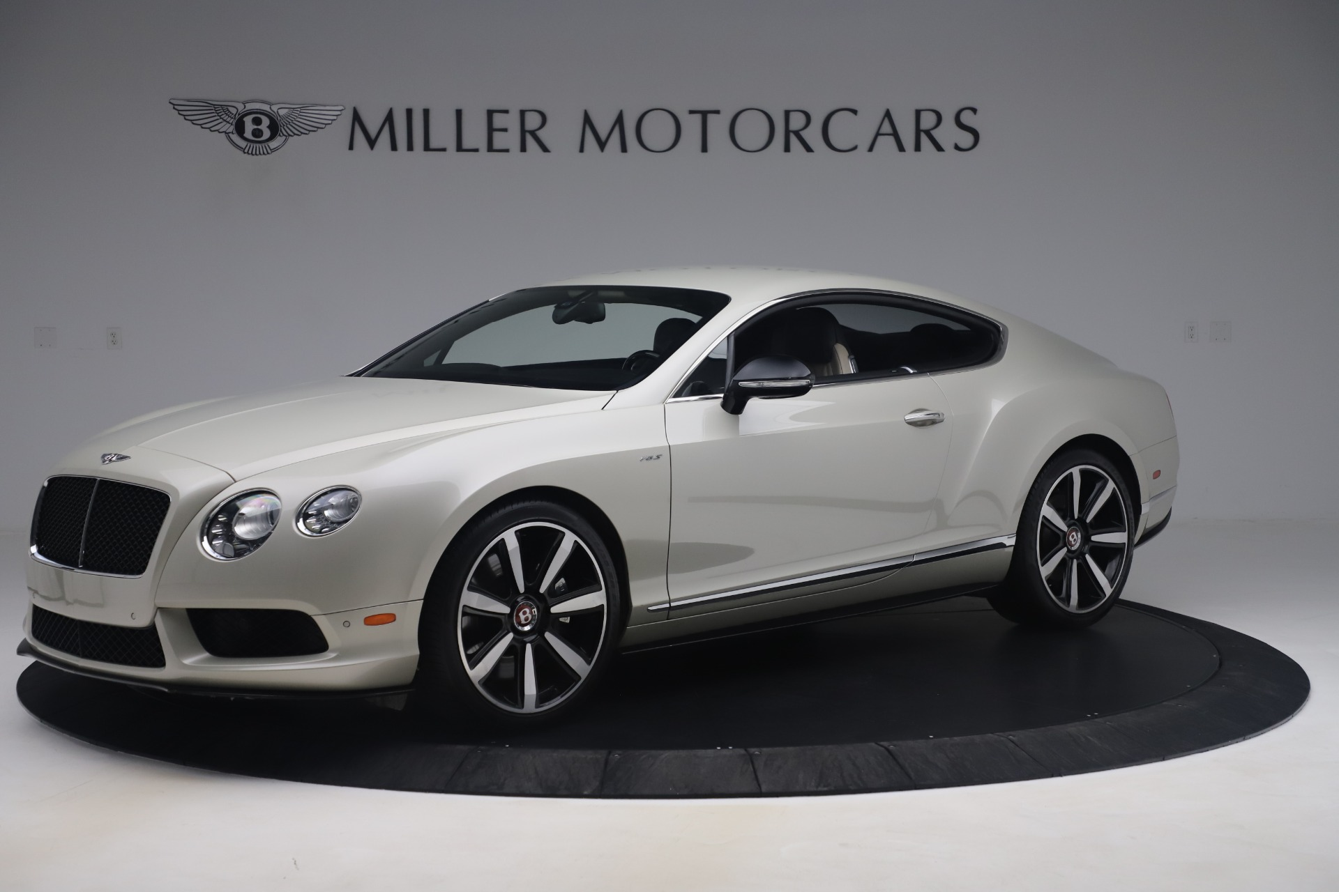 Used 2014 Bentley Continental GT V8 S For Sale In Westport, CT 3541_p2