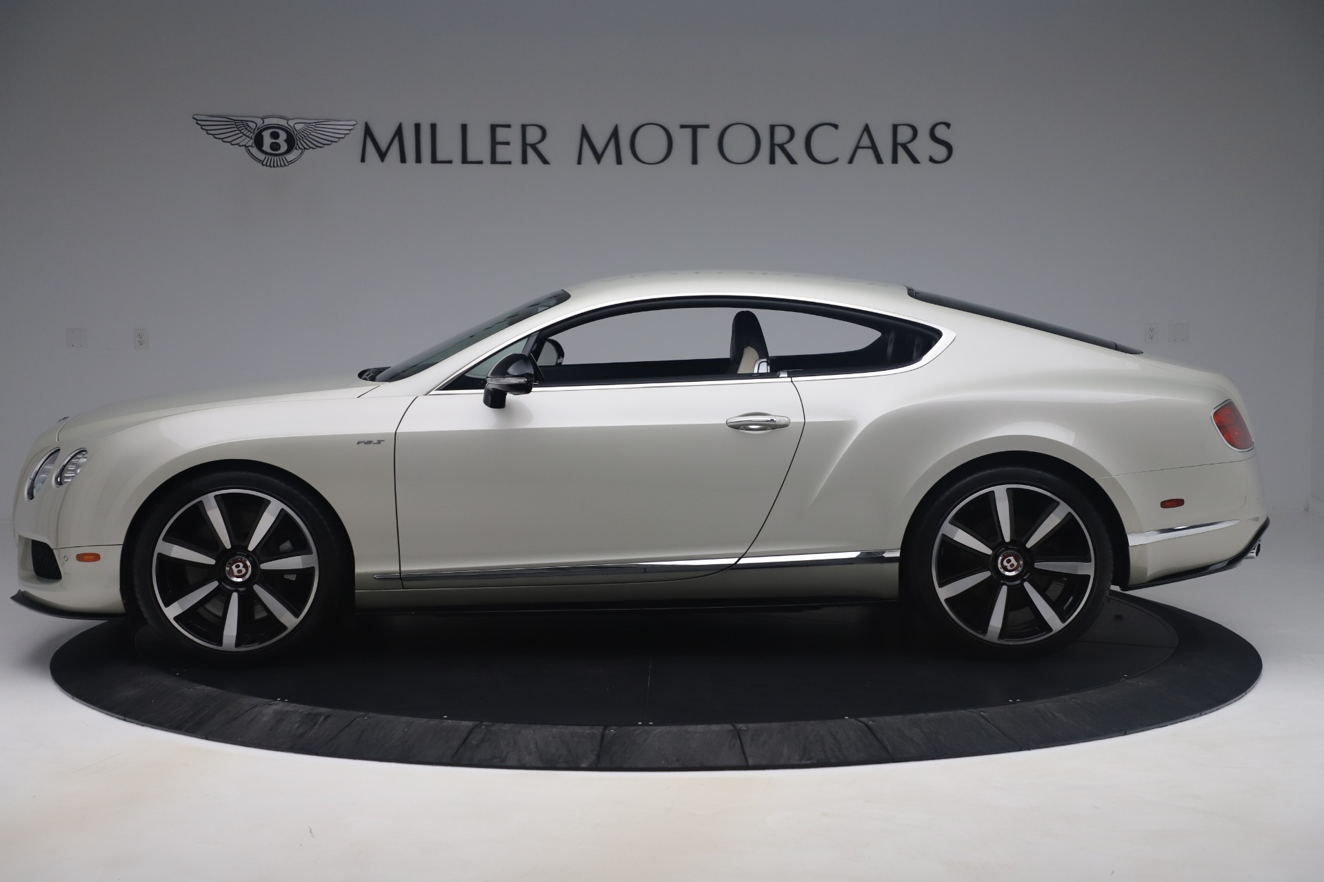 Used 2014 Bentley Continental GT V8 S For Sale In Westport, CT 3541_p3