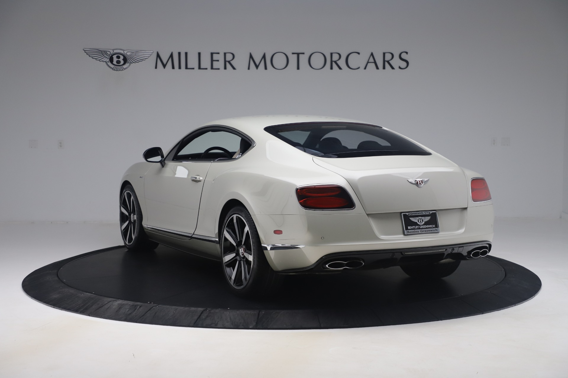 Used 2014 Bentley Continental GT V8 S For Sale In Westport, CT 3541_p5