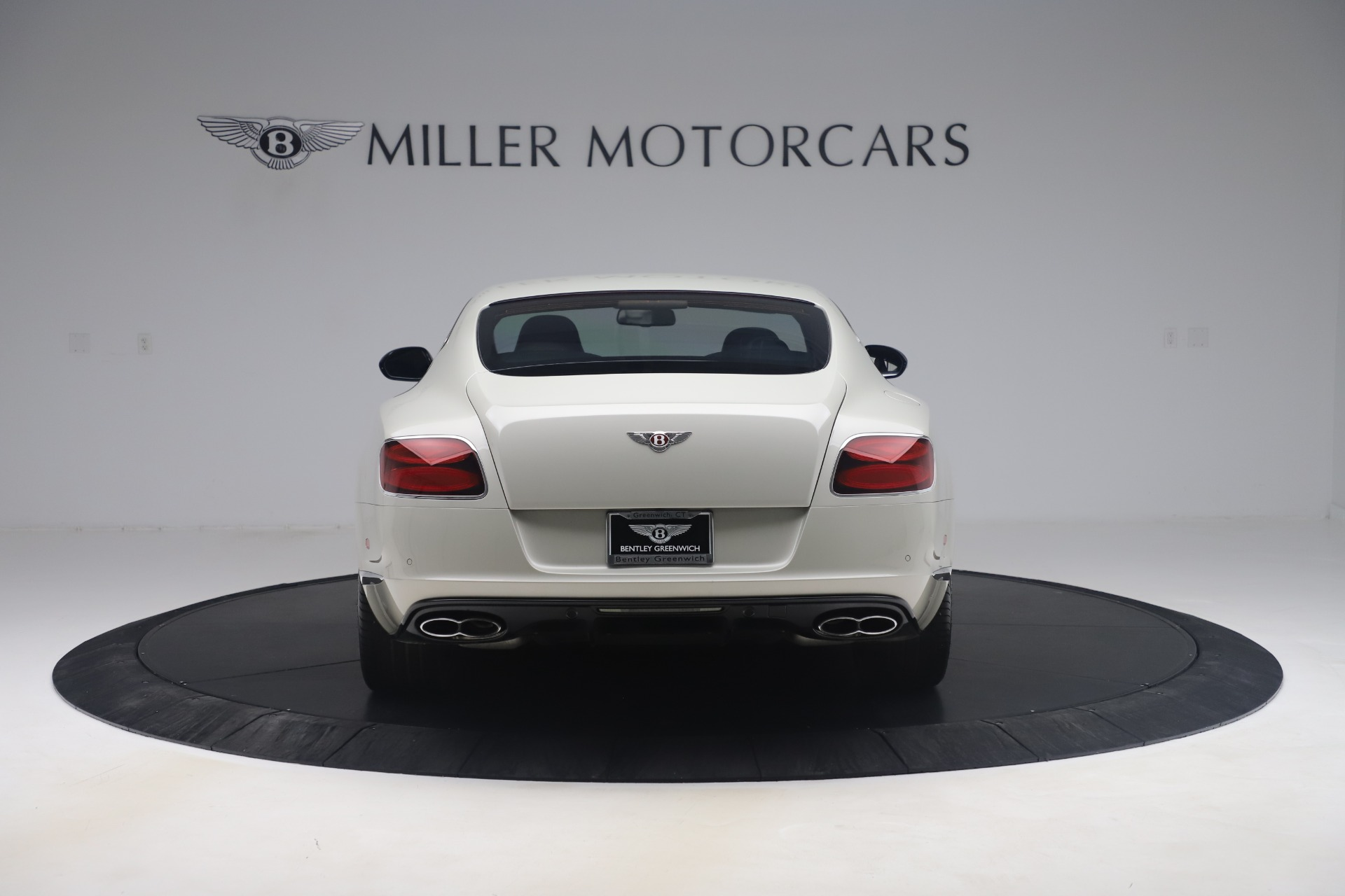 Used 2014 Bentley Continental GT V8 S For Sale In Westport, CT 3541_p6