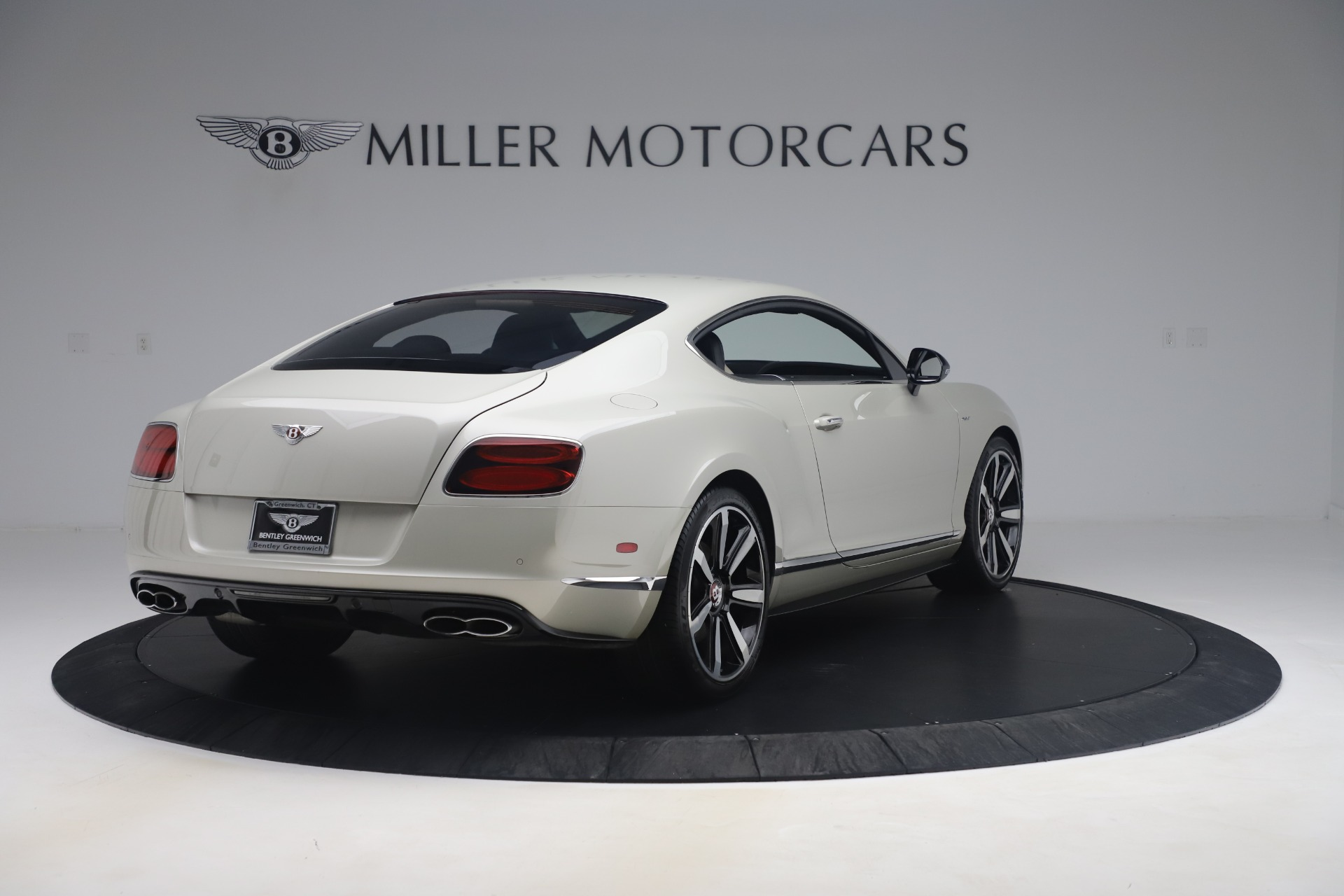 Used 2014 Bentley Continental GT V8 S For Sale In Westport, CT 3541_p7