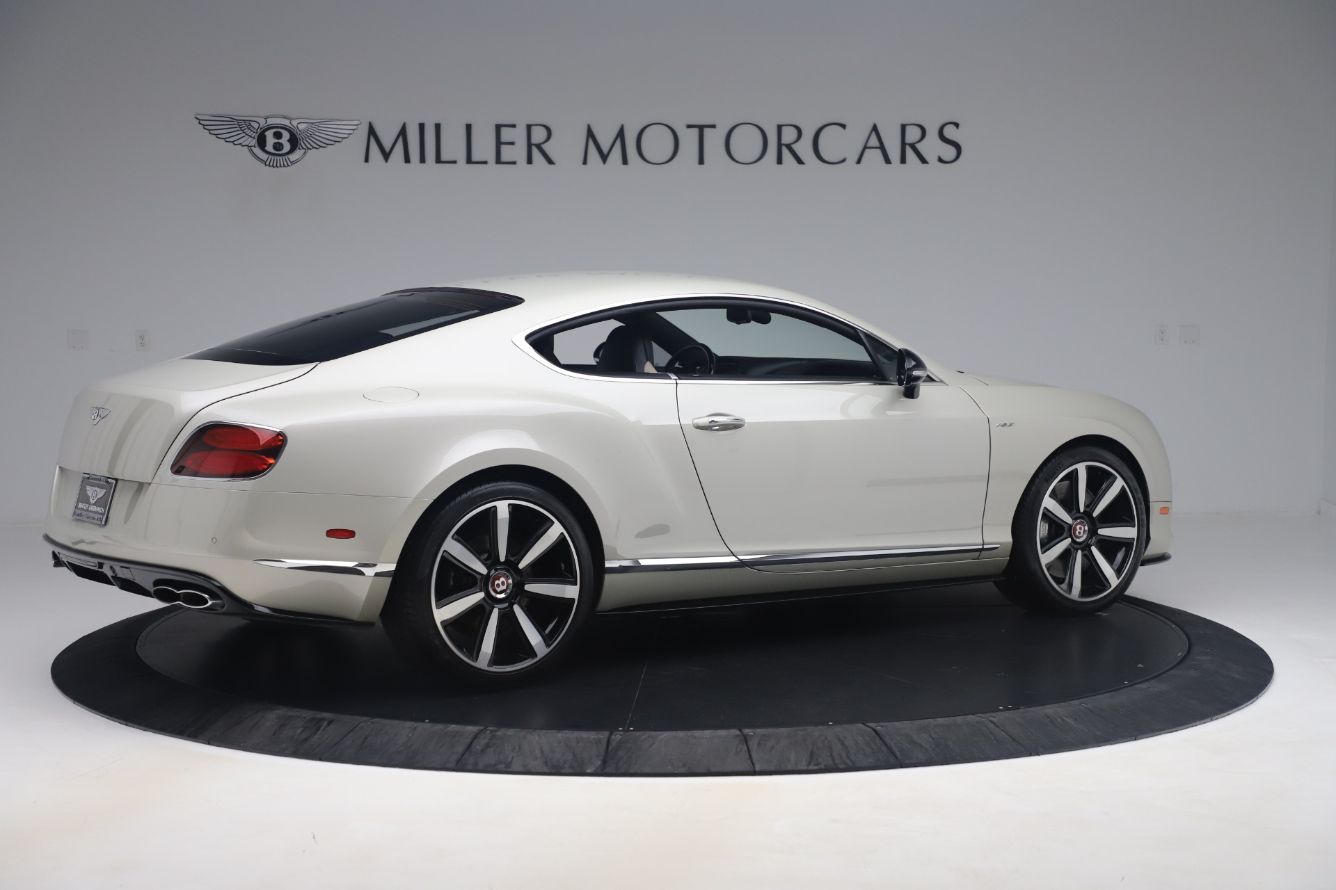 Used 2014 Bentley Continental GT V8 S For Sale In Westport, CT 3541_p8