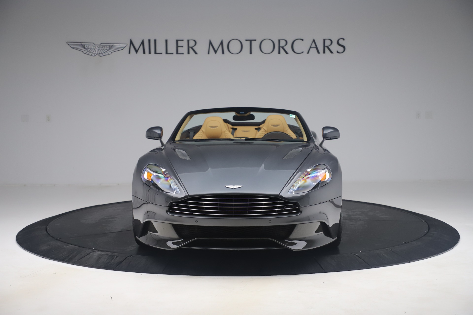 Used 2016 Aston Martin Vanquish Volante For Sale In Westport, CT 3542_p11