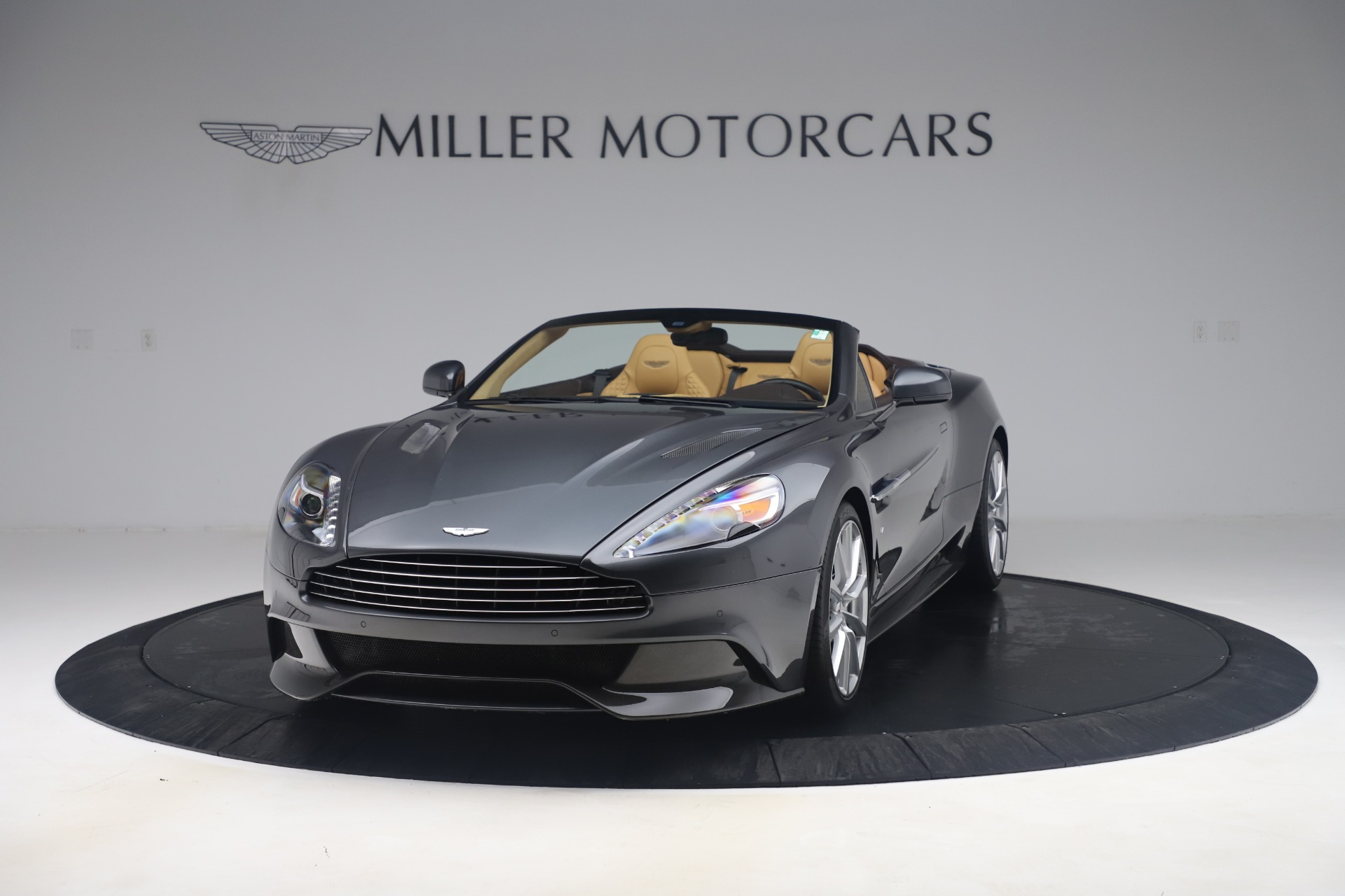 Used 2016 Aston Martin Vanquish Volante For Sale In Westport, CT 3542_p12