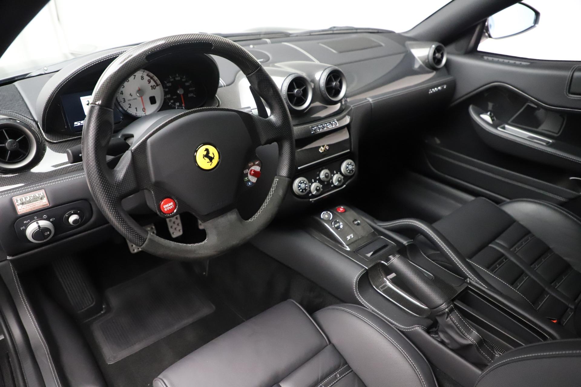 Used 2010 Ferrari 599 GTB Fiorano HGTE For Sale In Westport, CT 3544_p13