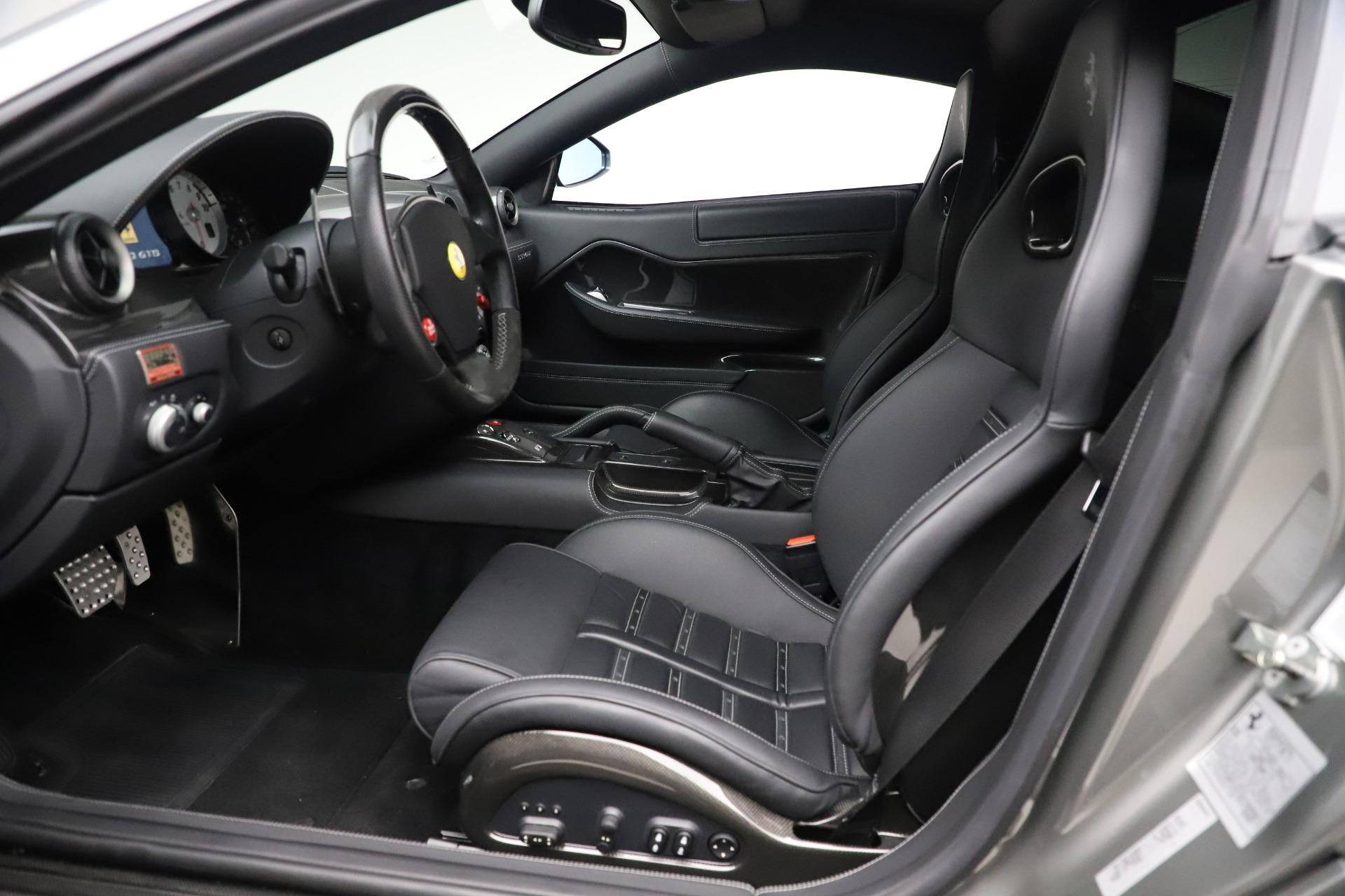 Used 2010 Ferrari 599 GTB Fiorano HGTE For Sale In Westport, CT 3544_p14