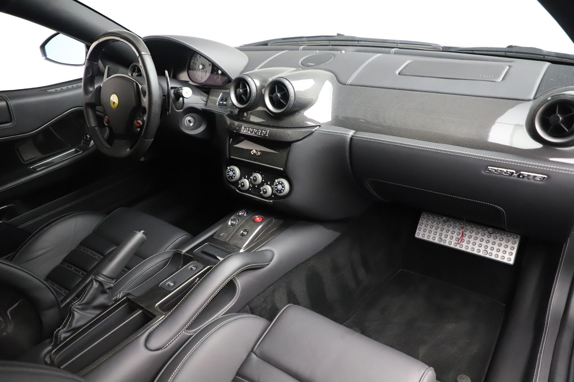 Used 2010 Ferrari 599 GTB Fiorano HGTE For Sale In Westport, CT 3544_p16