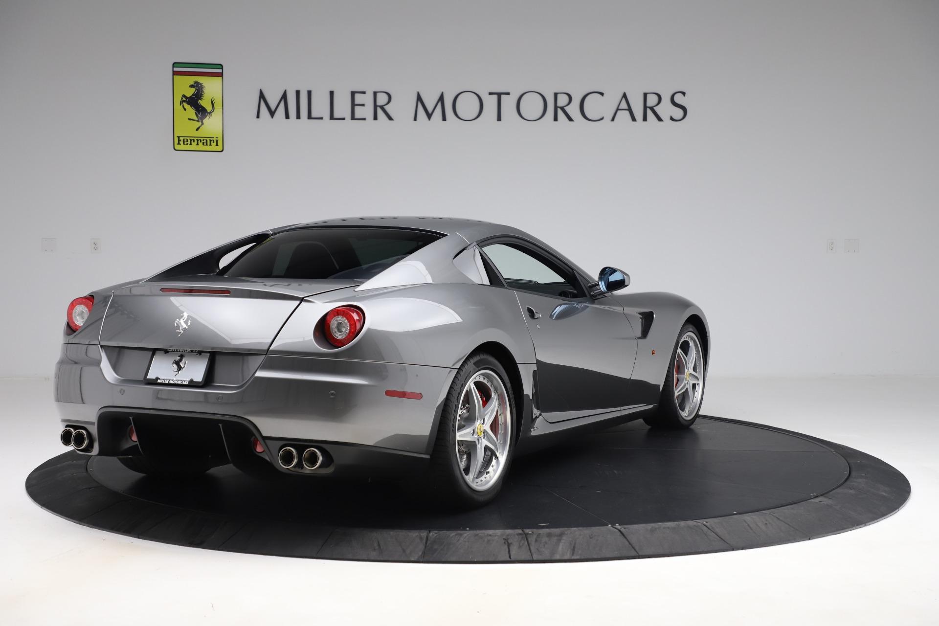 Used 2010 Ferrari 599 GTB Fiorano HGTE For Sale In Westport, CT 3544_p7
