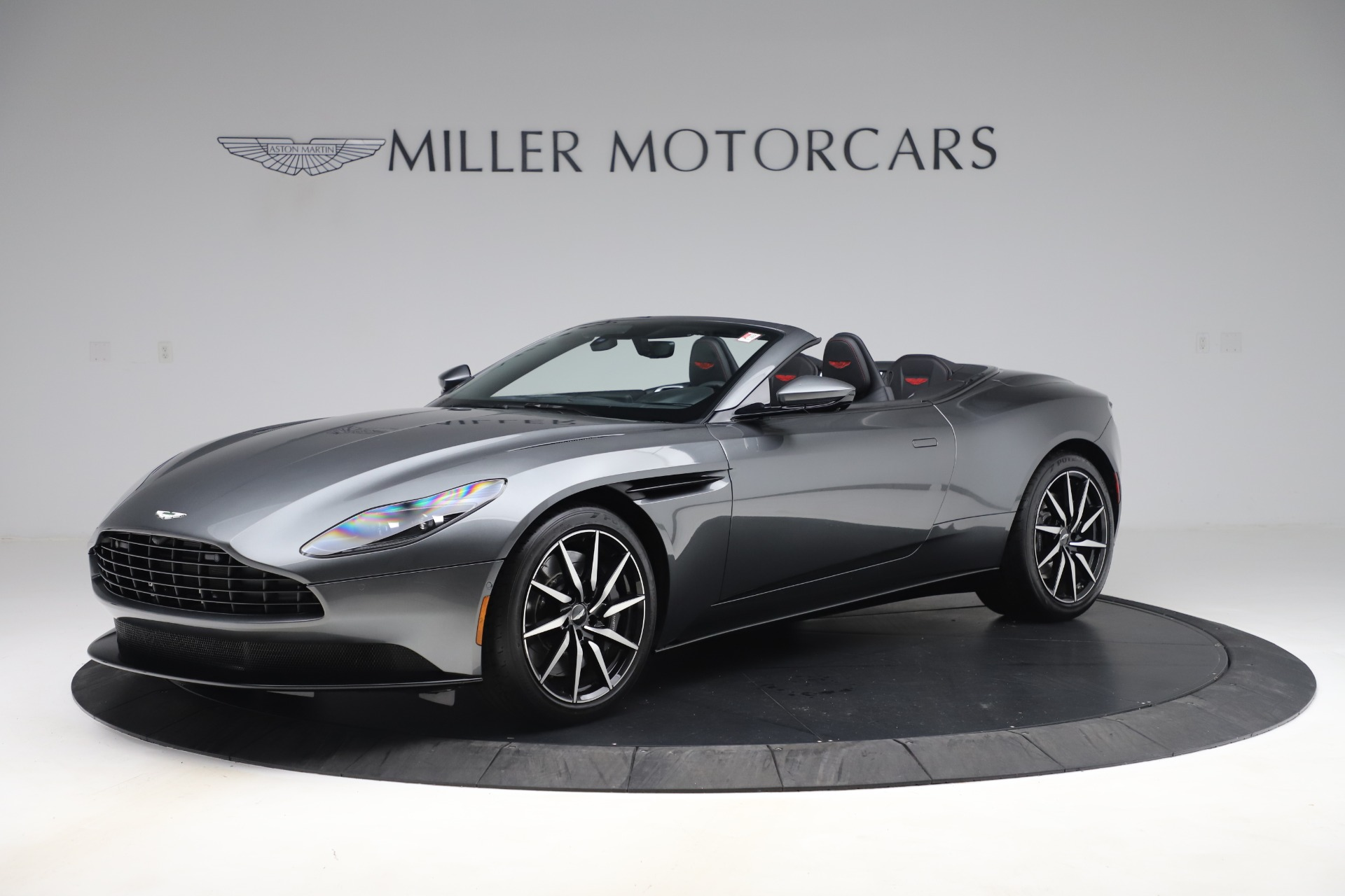 New 2020 Aston Martin DB11 V8 For Sale In Westport, CT 3545_main
