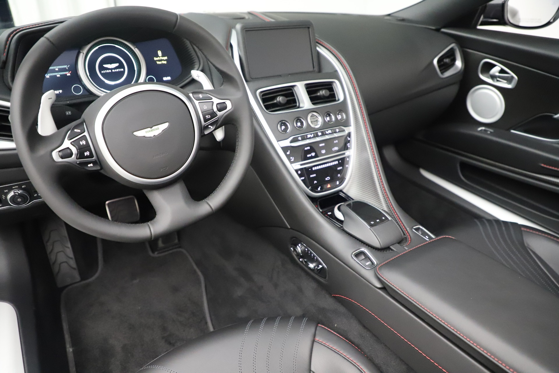 New 2020 Aston Martin DB11 V8 For Sale In Westport, CT 3545_p17