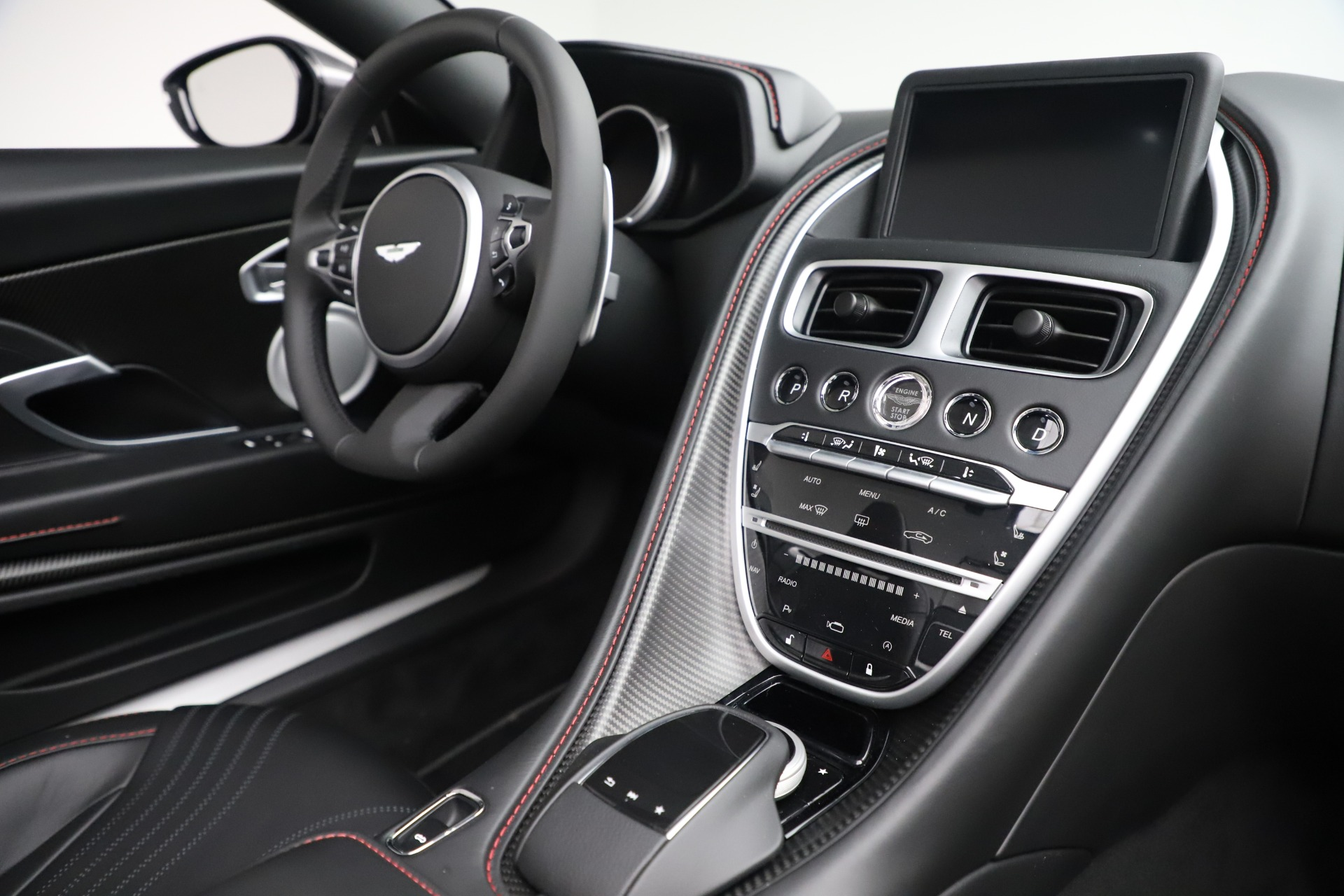 New 2020 Aston Martin DB11 V8 For Sale In Westport, CT 3545_p20