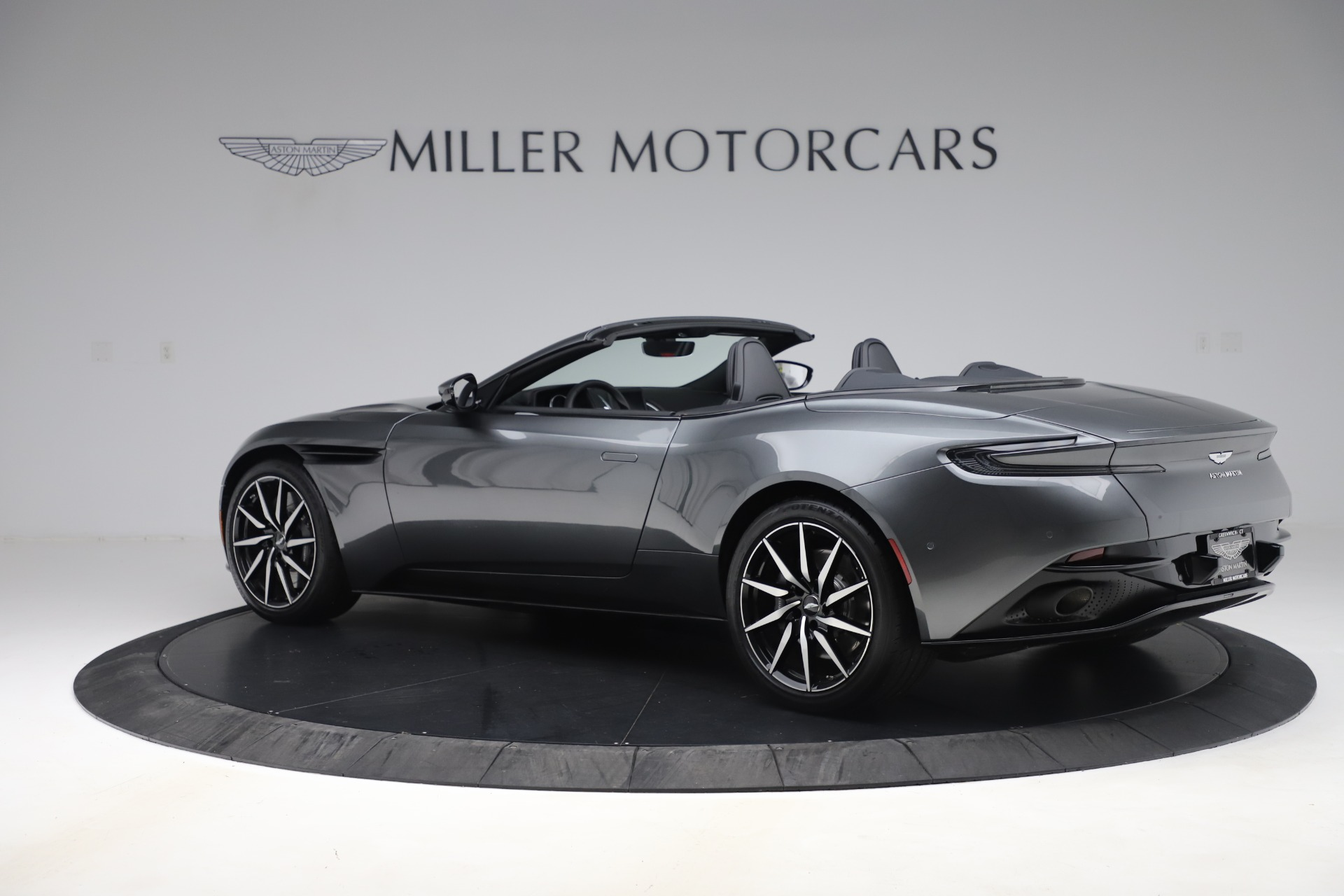 New 2020 Aston Martin DB11 V8 For Sale In Westport, CT 3545_p3