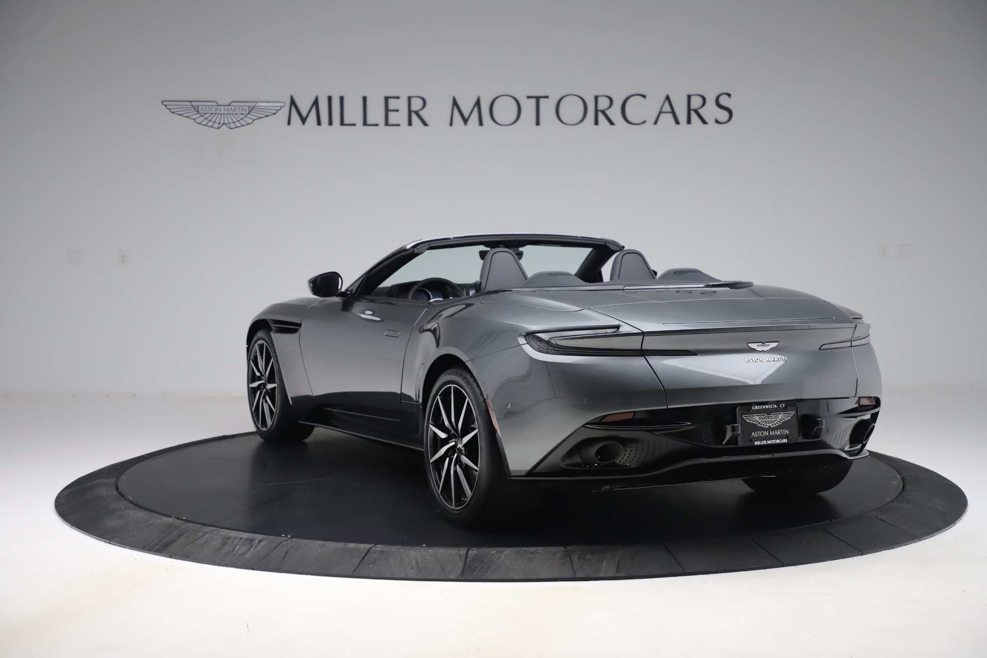New 2020 Aston Martin DB11 V8 For Sale In Westport, CT 3545_p4