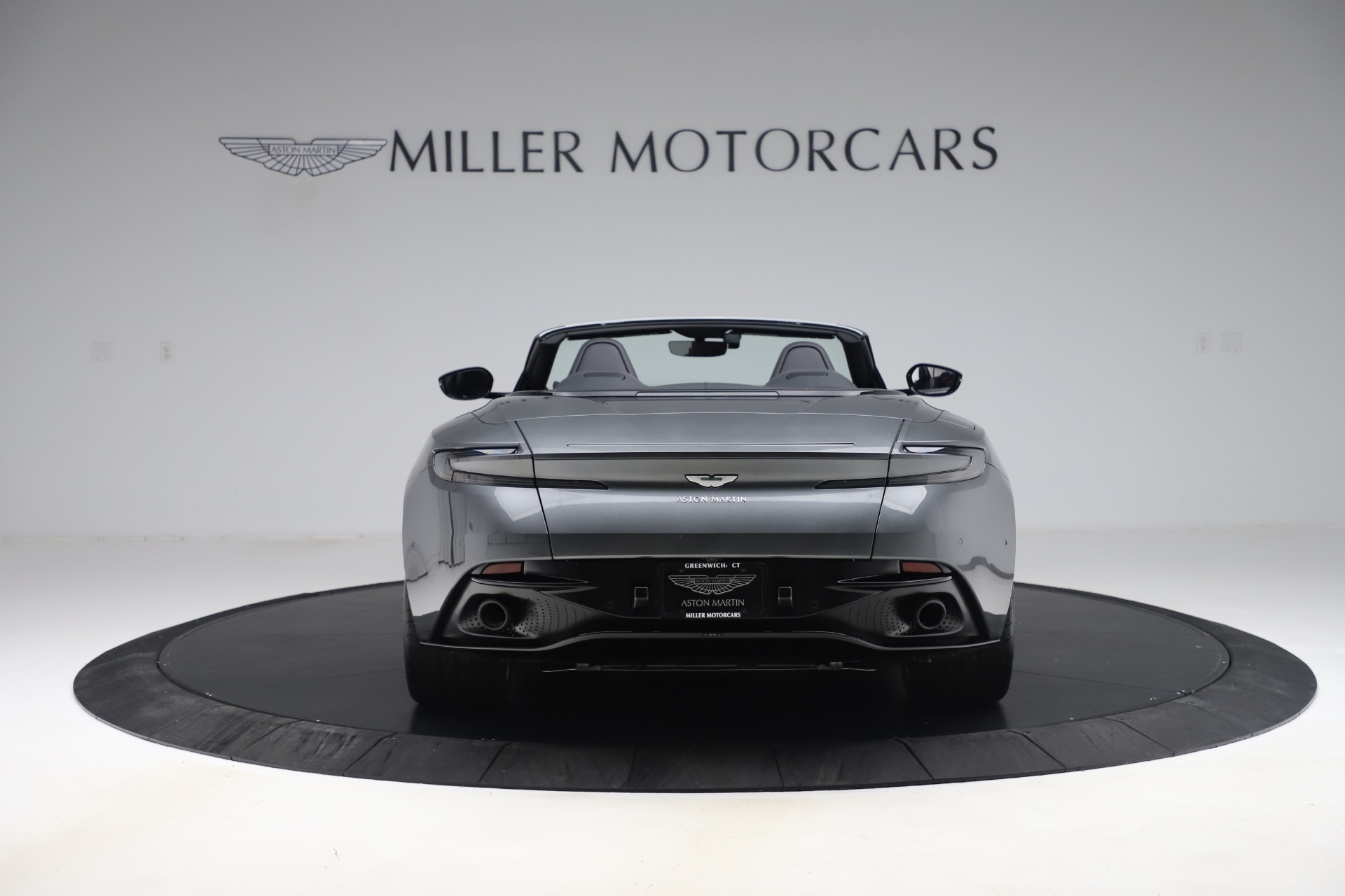 New 2020 Aston Martin DB11 V8 For Sale In Westport, CT 3545_p5